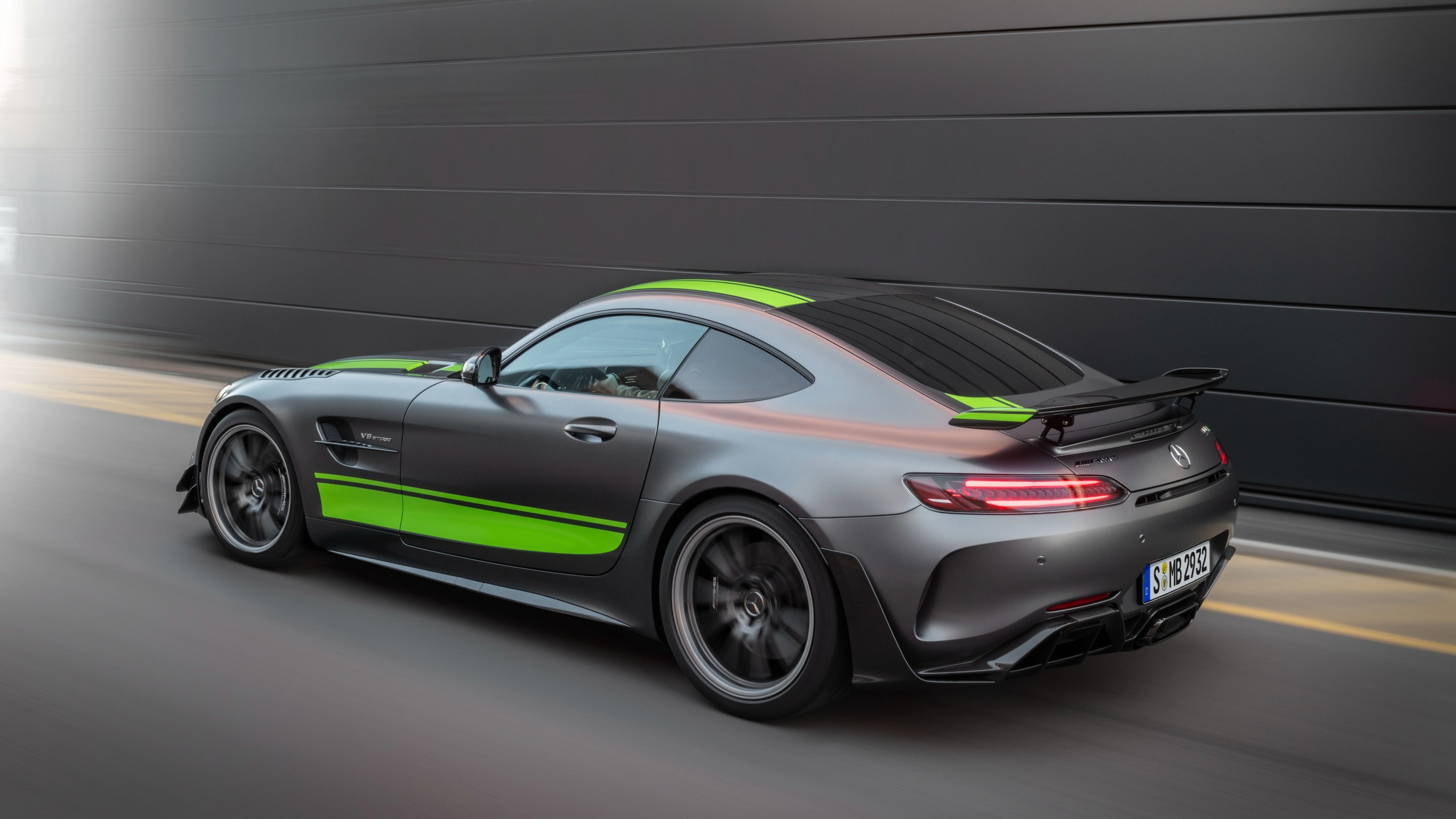 Mercedes Amg Gt R Pro 2019 4k 5 Wallpaper Hd Car