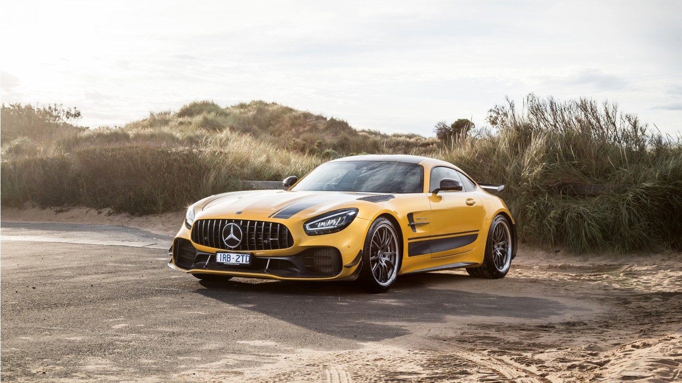 Mercedes-AMG GT R PRO 2021 4K 3 Wallpaper | HD Car ...