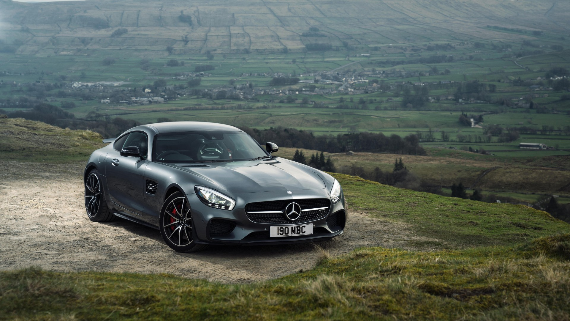 Mercedes AMG GT S 2015 Wallpaper | HD Car Wallpapers | ID ...