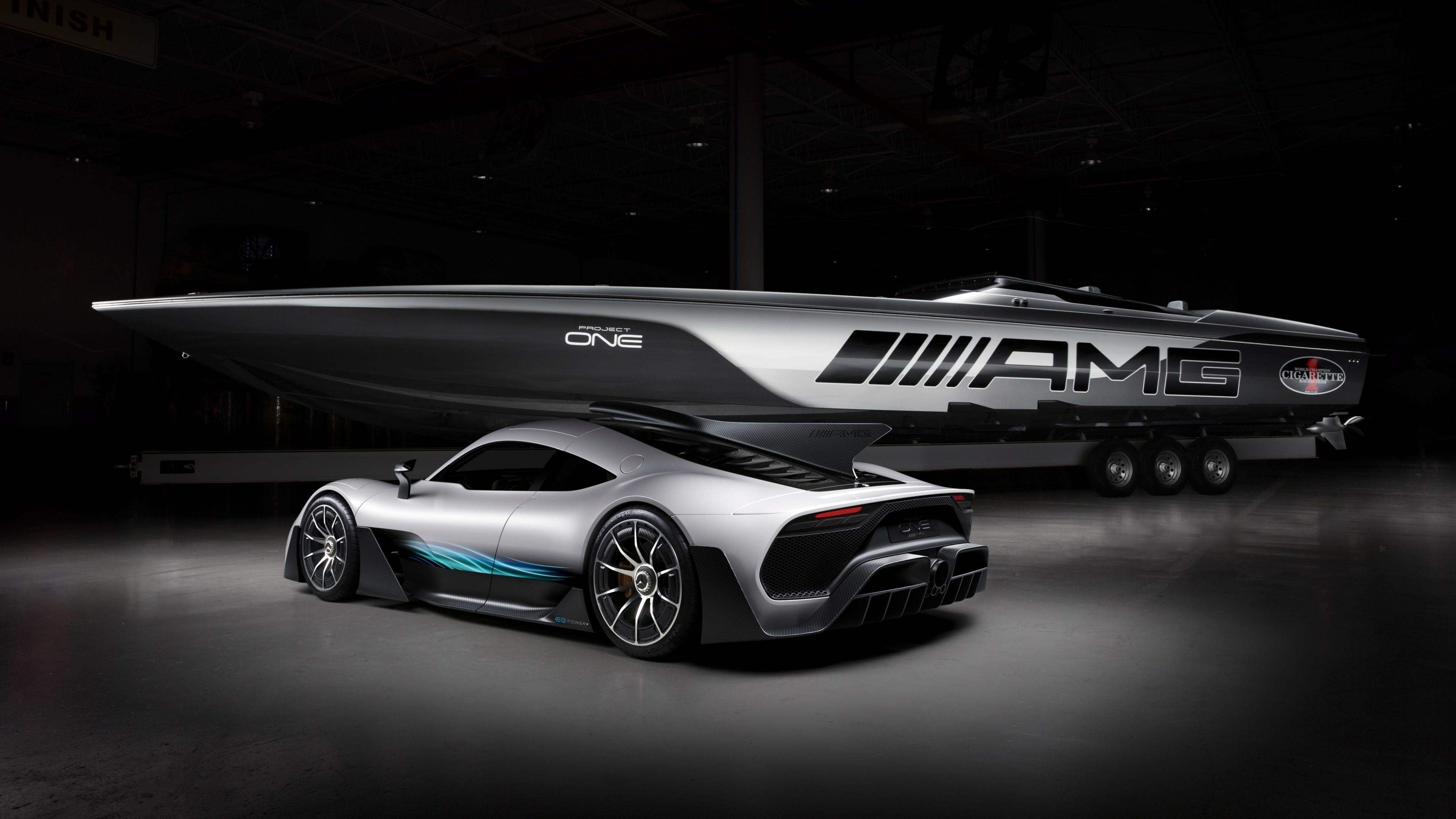 Mercedes AMG Project One 4K 2 Wallpaper   HD Car ...