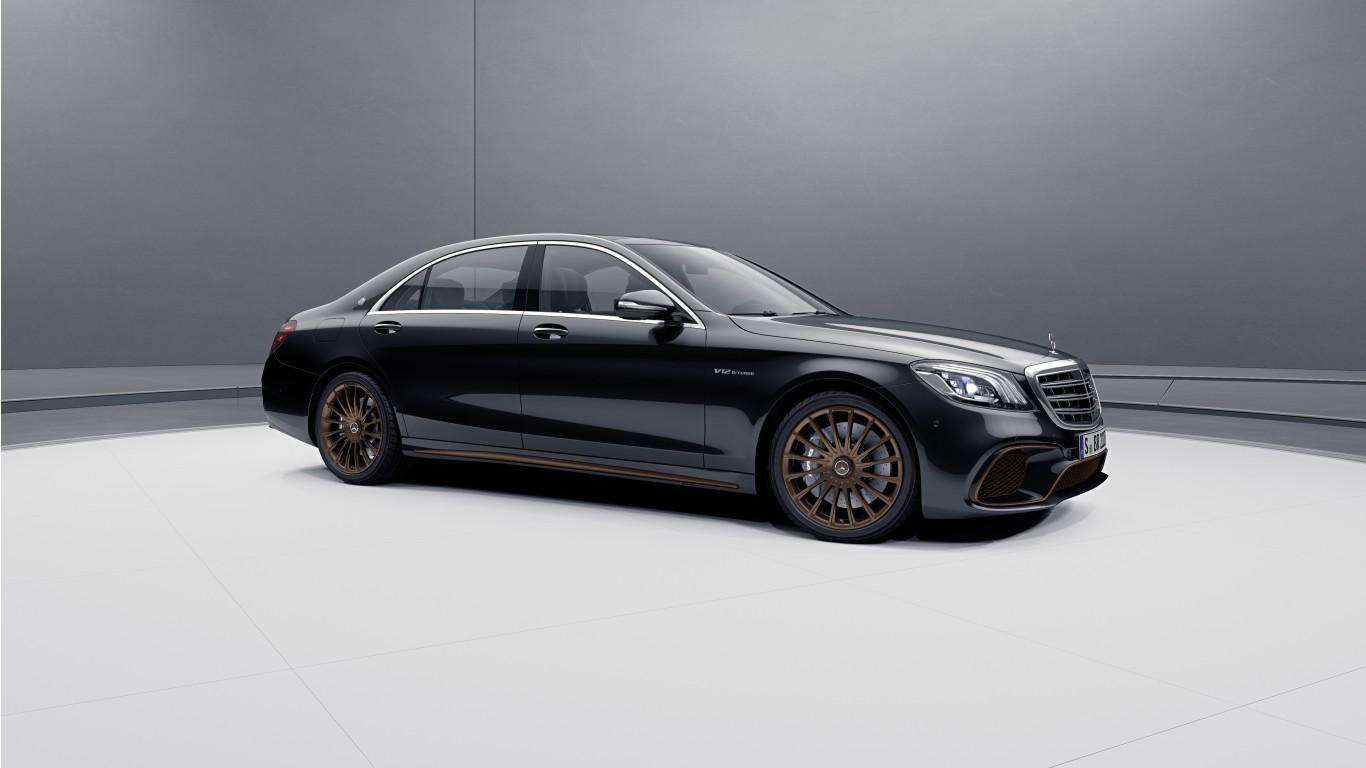 Mercedes Amg S 65 Final Edition 2019 4k Wallpaper Hd Car