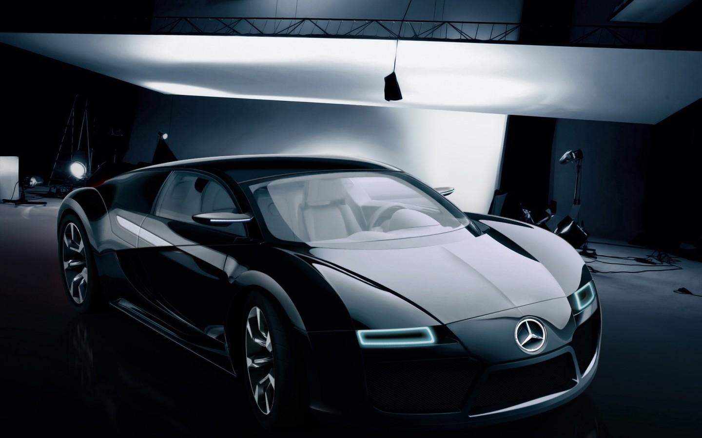 mercedes benz bugatti concept wallpaper