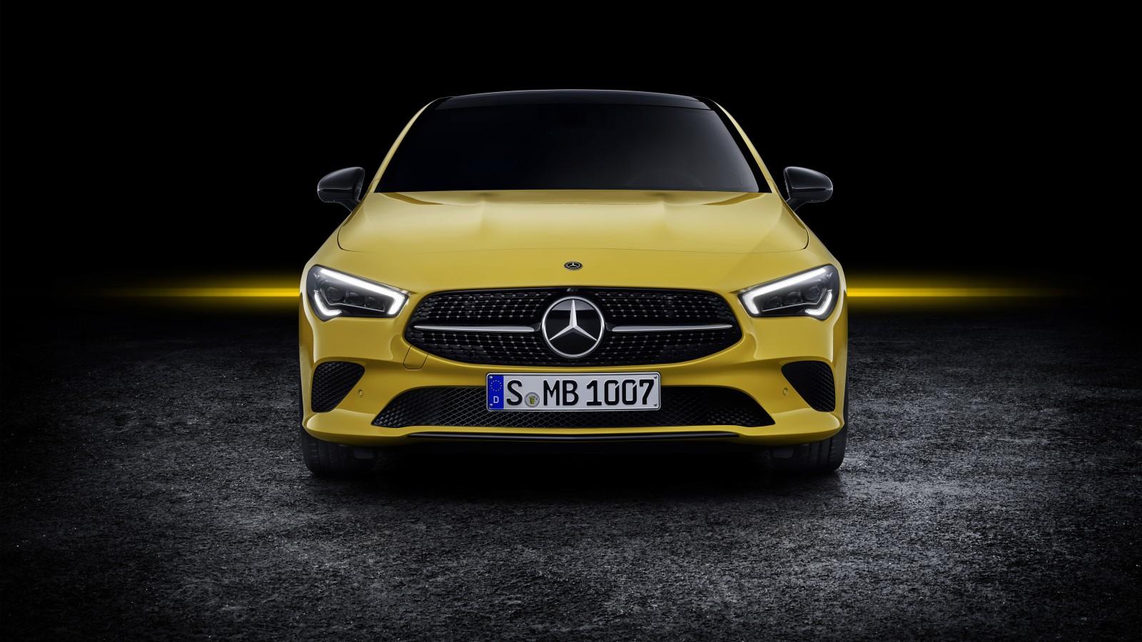 Mercedes Benz Cla >> Mercedes-Benz CLA-Klasse Shooting Brake 2019 5K Wallpaper | HD Car Wallpapers | ID #12222