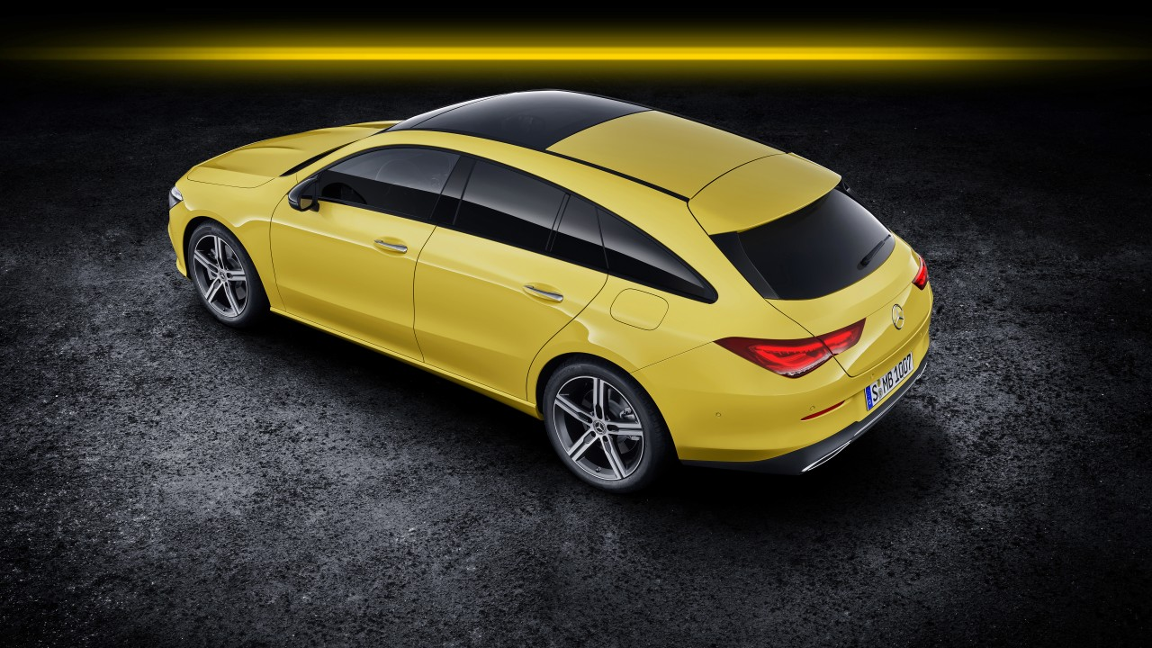Mercedes Benz Cla >> Mercedes-Benz CLA-Klasse Shooting Brake 2019 5K 2 Wallpaper | HD Car Wallpapers | ID #12219