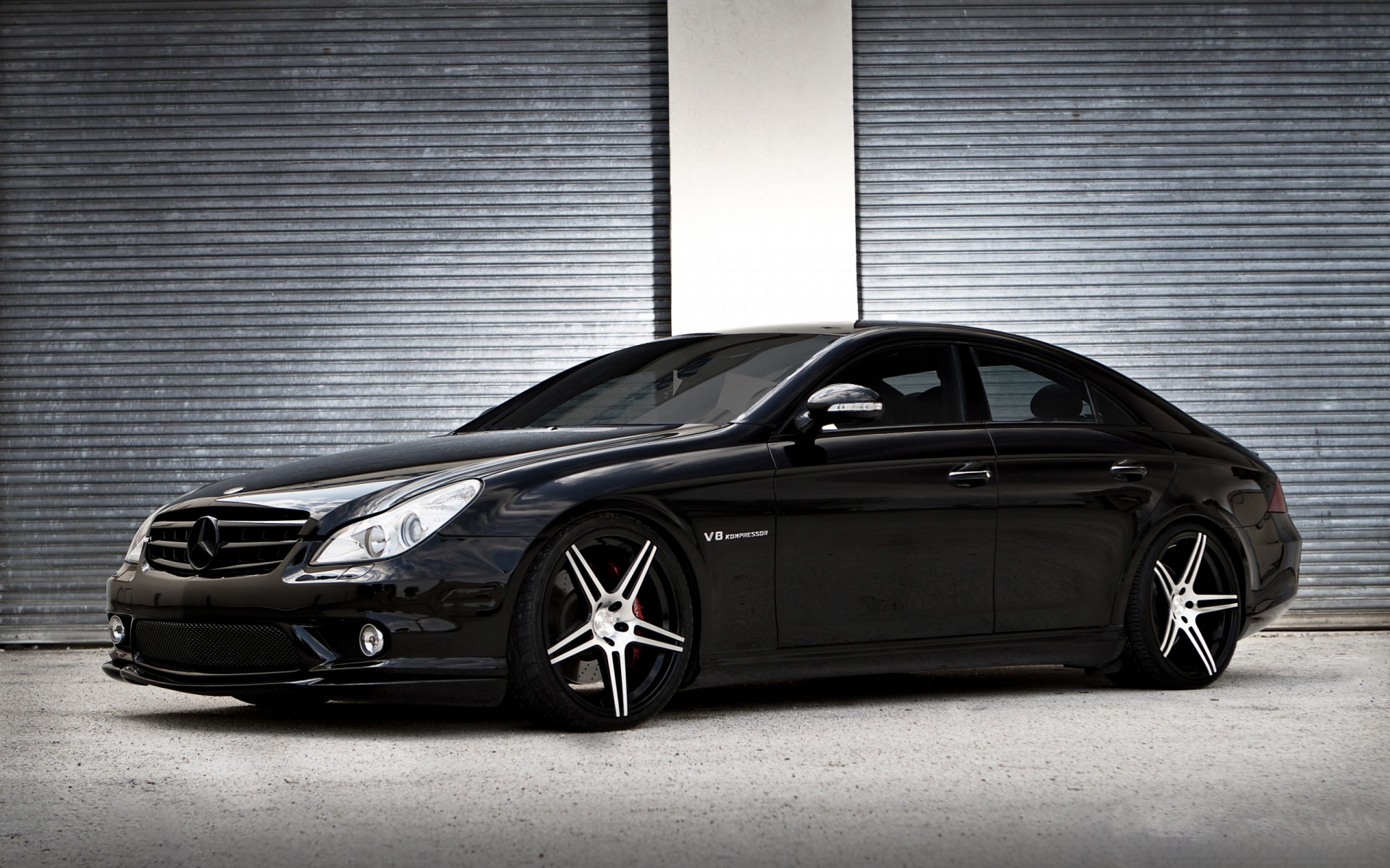 Mercedes benz cls55 amg wallpaper hd car wallpapers id for Cars of mercedes benz