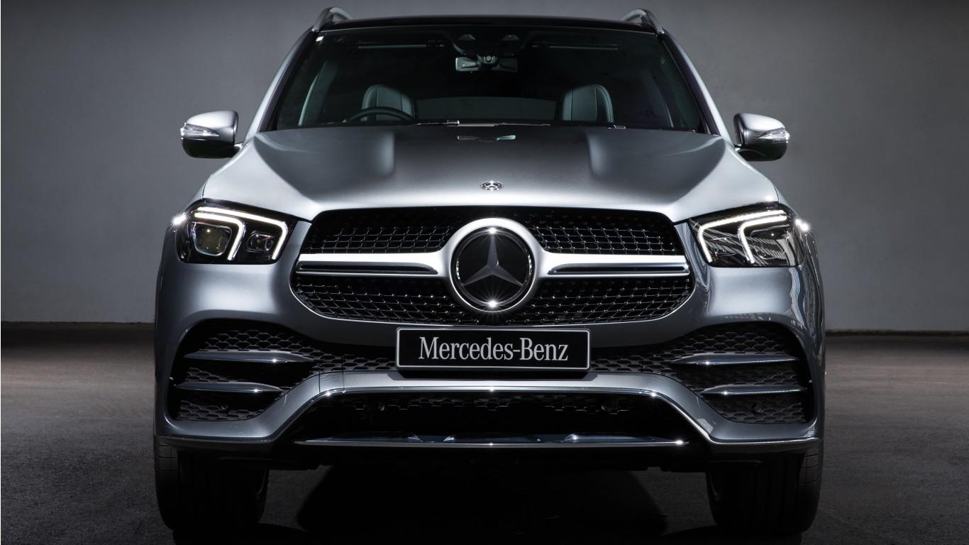 Amg Gt Concept >> Mercedes-Benz GLE 300 d 4MATIC AMG Line 2019 4K 5K ...