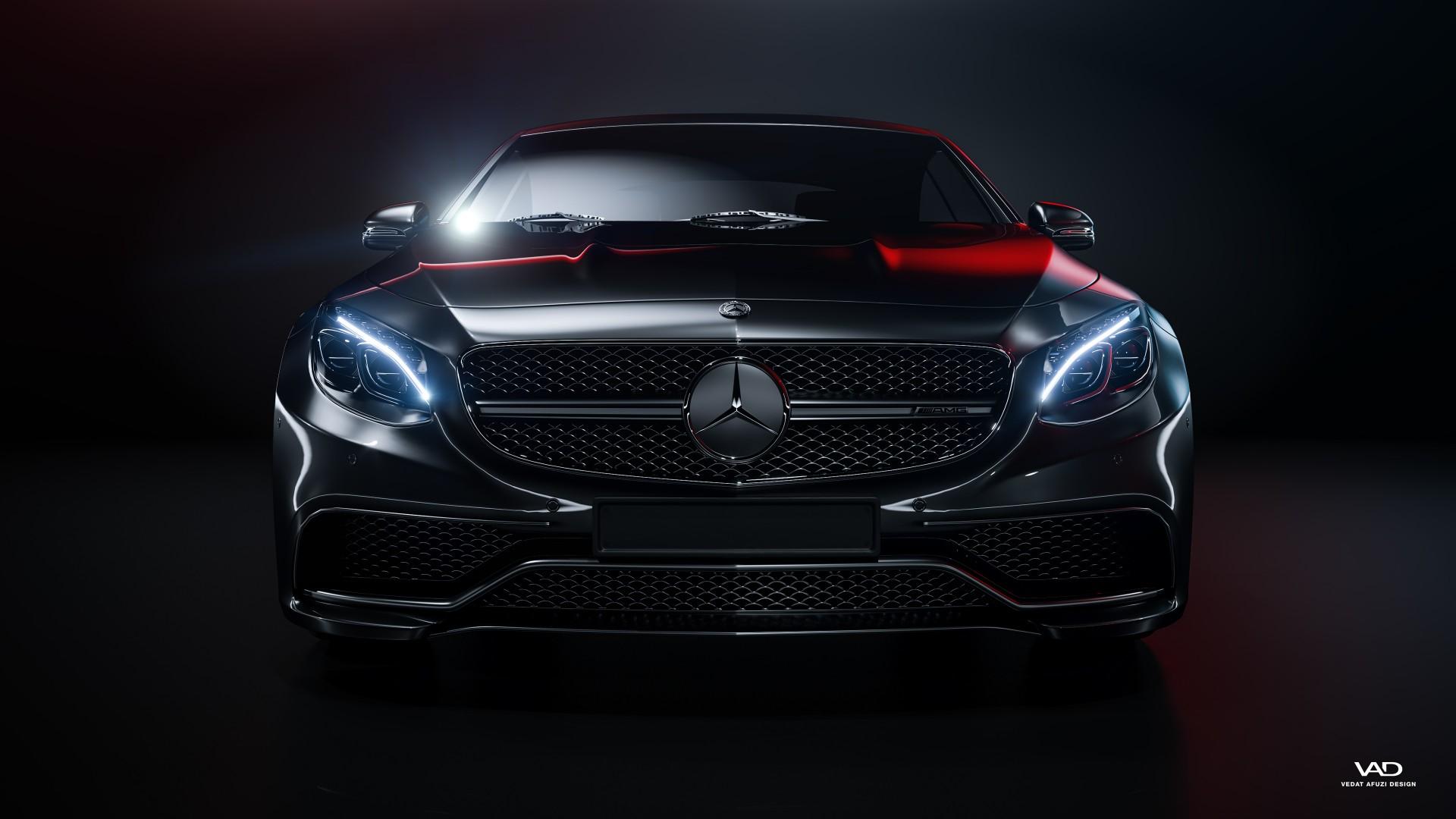 Mercedes Benz S 63 AMG 4K Wallpaper   HD Car Wallpapers ...