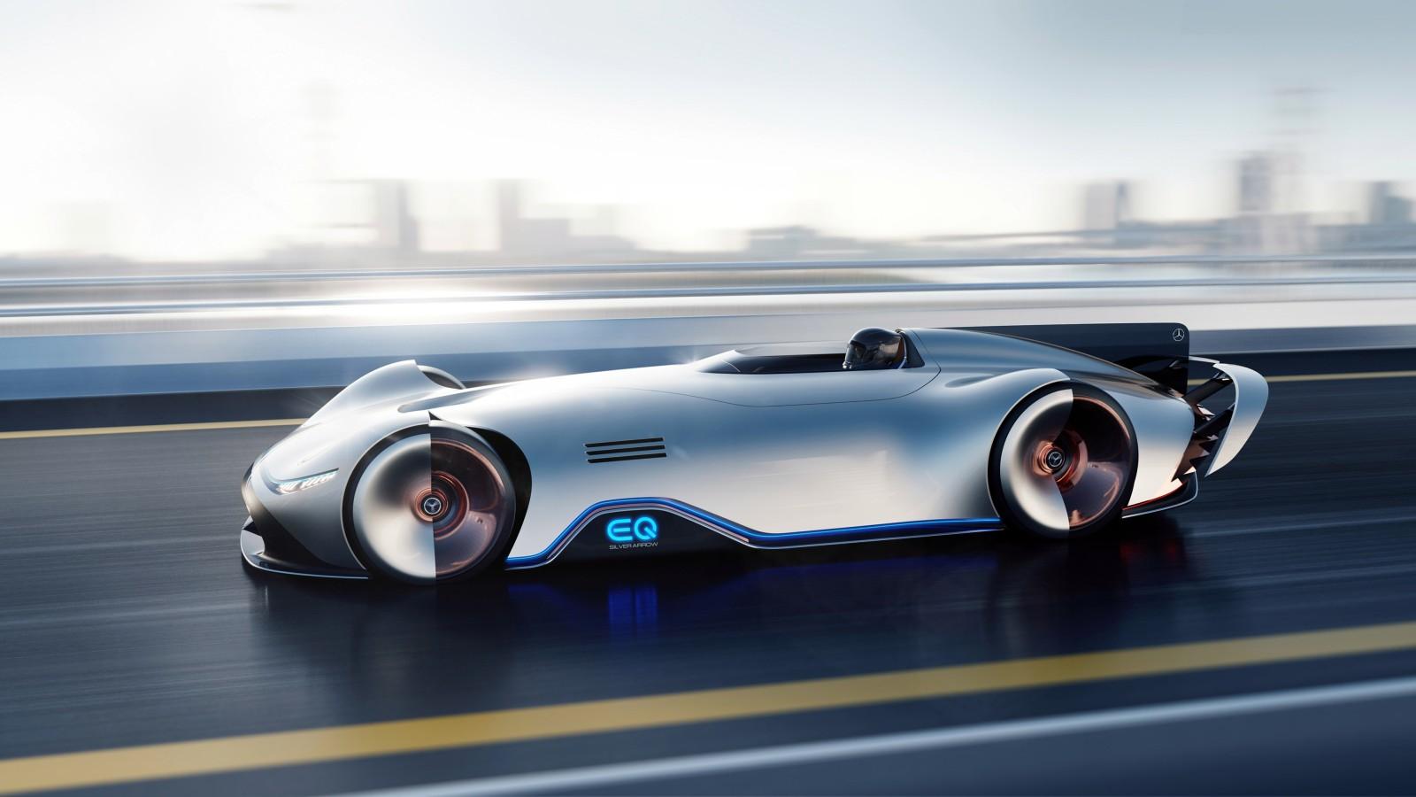 Mercedes Benz Vision E...