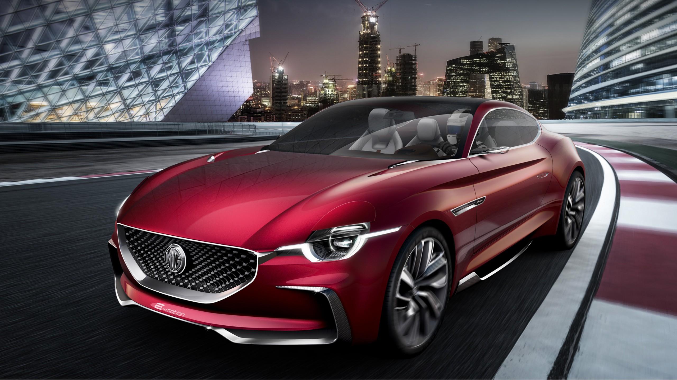 Mg e motion concept car wallpaper hd car wallpapers id - Future cars hd wallpapers ...