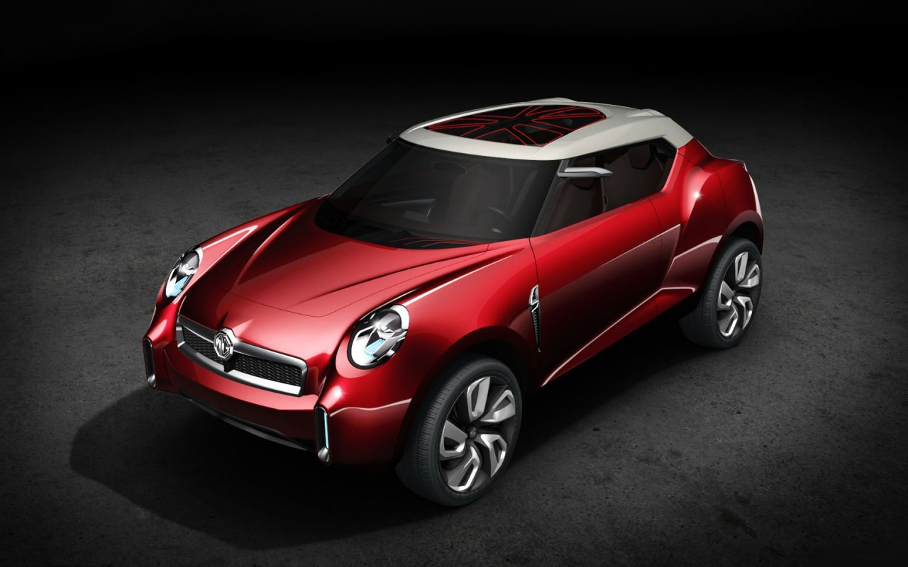 MG Icon Concept 2012 Wallpaper | HD Car Wallpapers | ID #2669