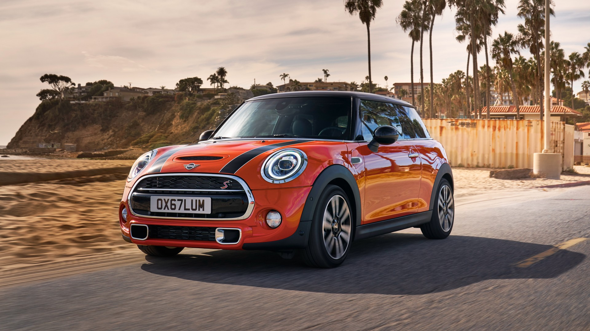 Mini Cooper S 2018 4K Wallpaper | HD Car Wallpapers | ID #9376