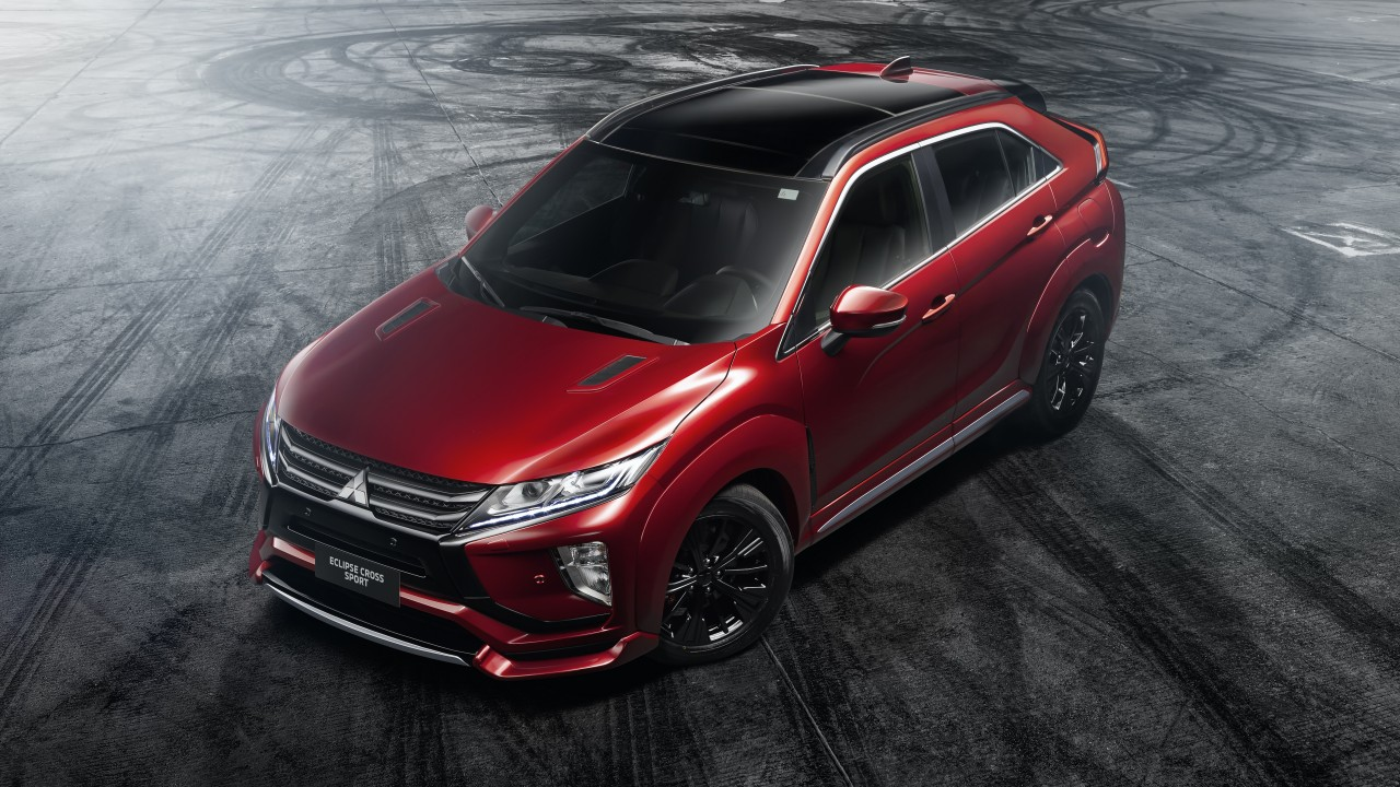 Mitsubishi Eclipse Cross Sport 2020 5K Wallpaper | HD Car ...