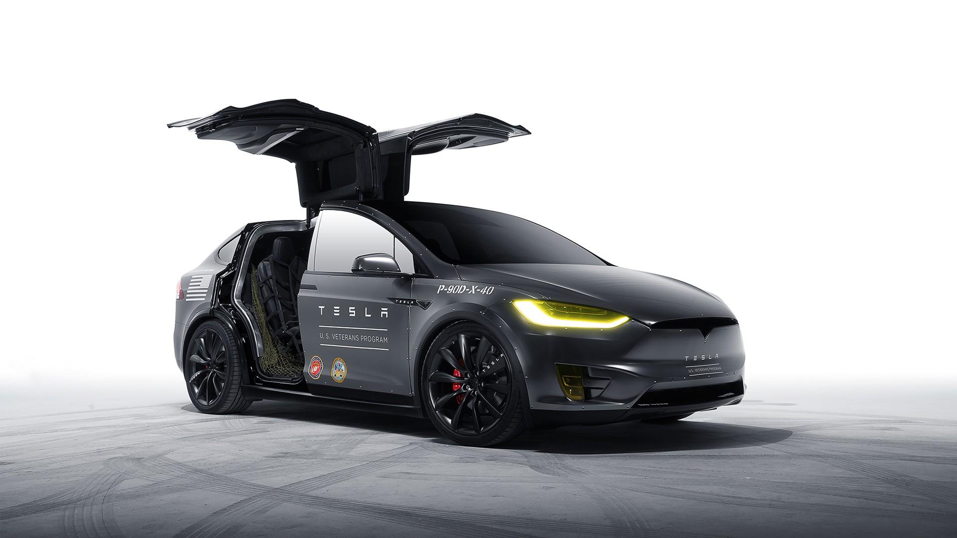Model X Tesla Motors Wallpaper Hd Car Wallpapers Id 5976