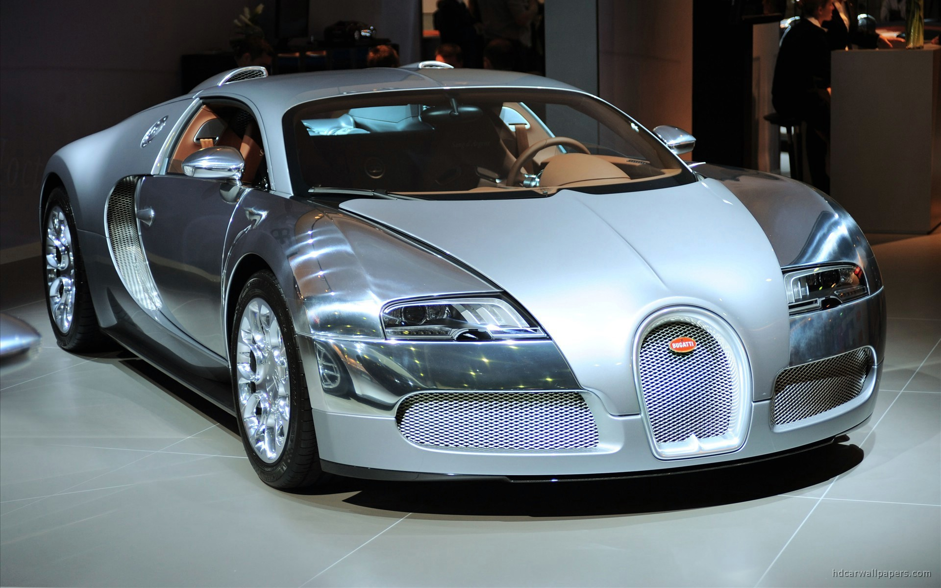 New Bugatti Veyron Wallpaper
