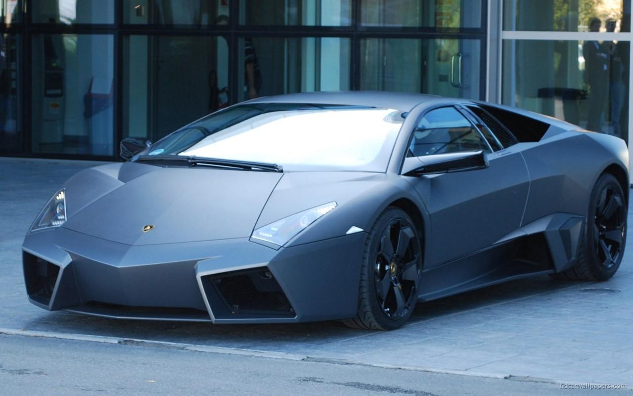 New Lamborghini Widescreen Wallpaper