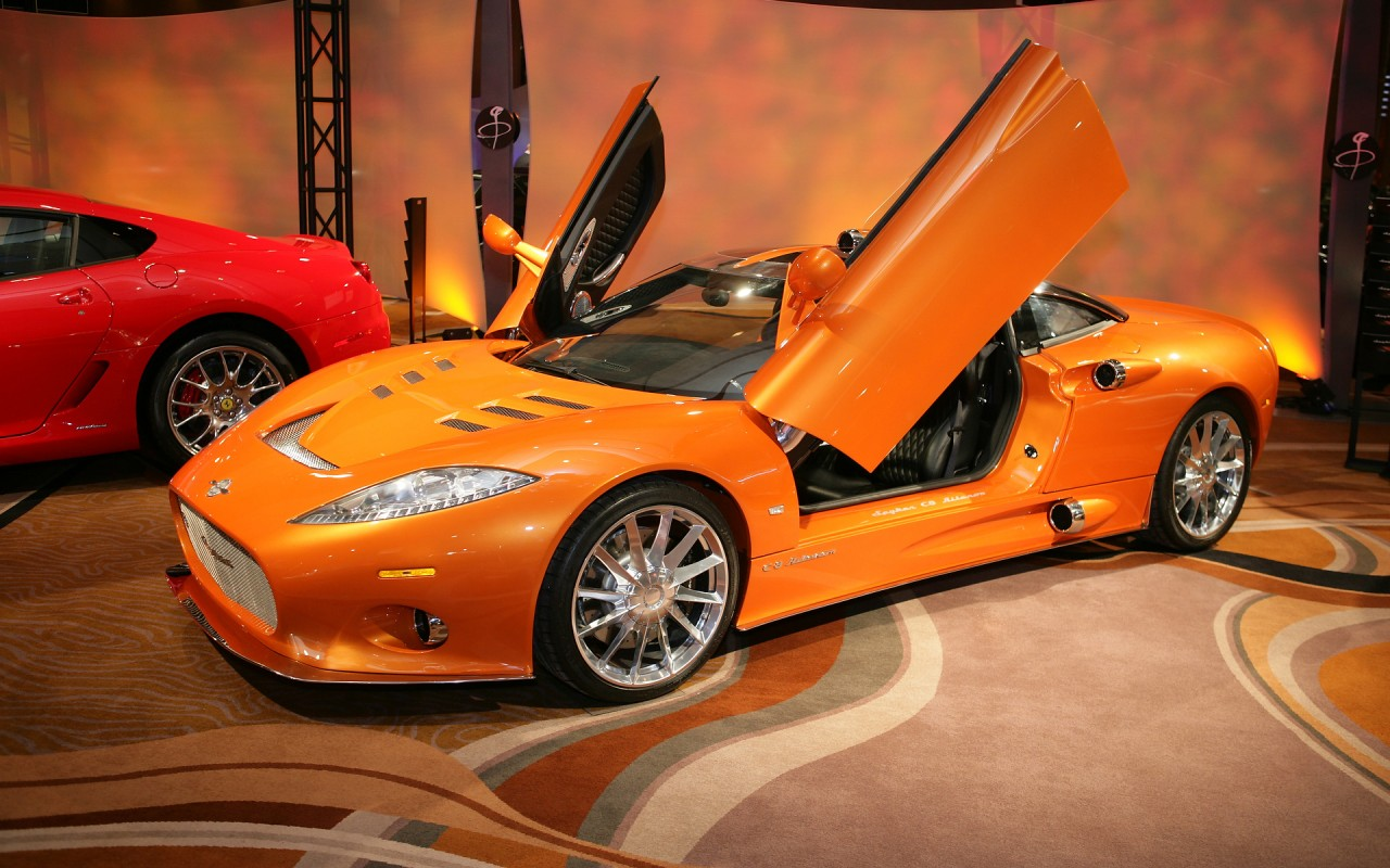 New Spyker At Mgm Wallpaper Hd Car Wallpapers Id 2711