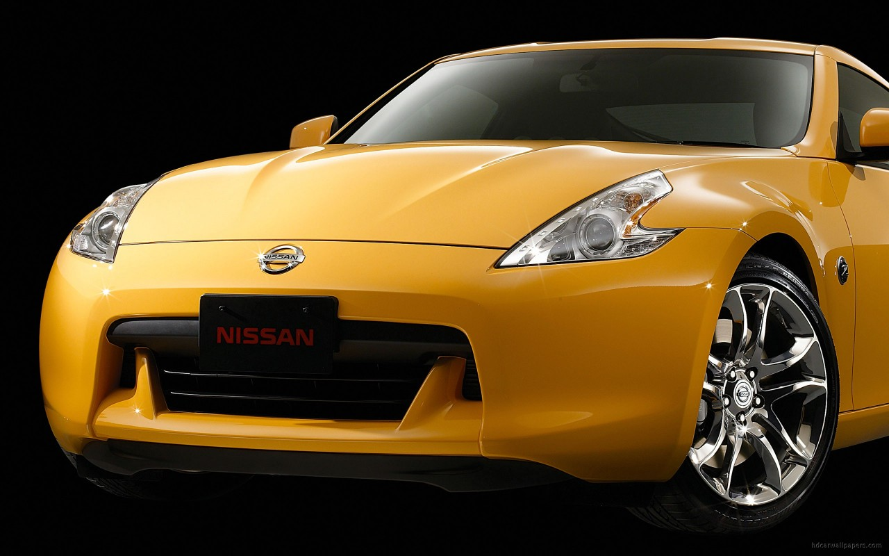 Nissan 370z stylish package Wallpaper | HD Car Wallpapers ...