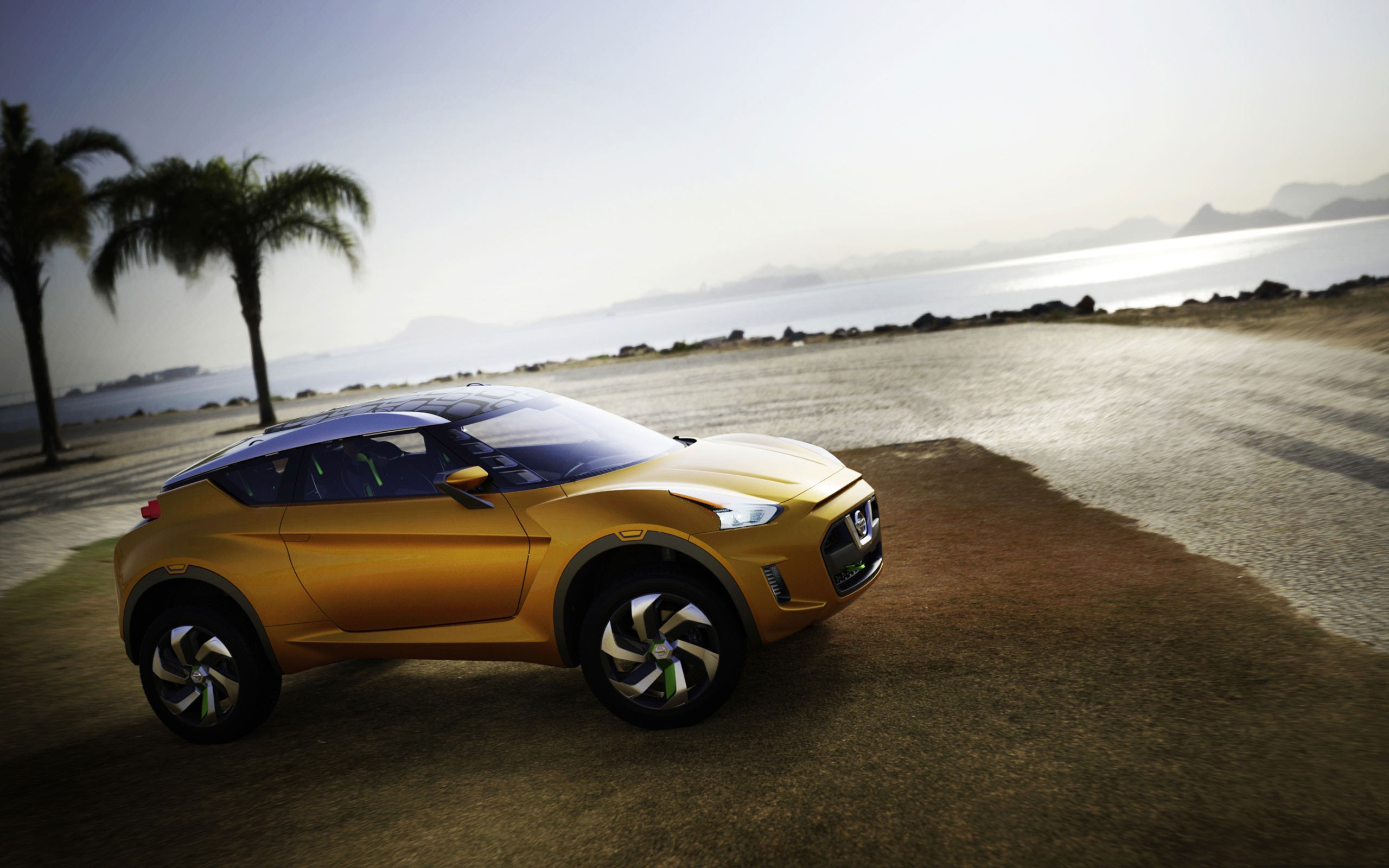 Nissan Extreme Concept Wallpaper Hd Car Wallpapers Id
