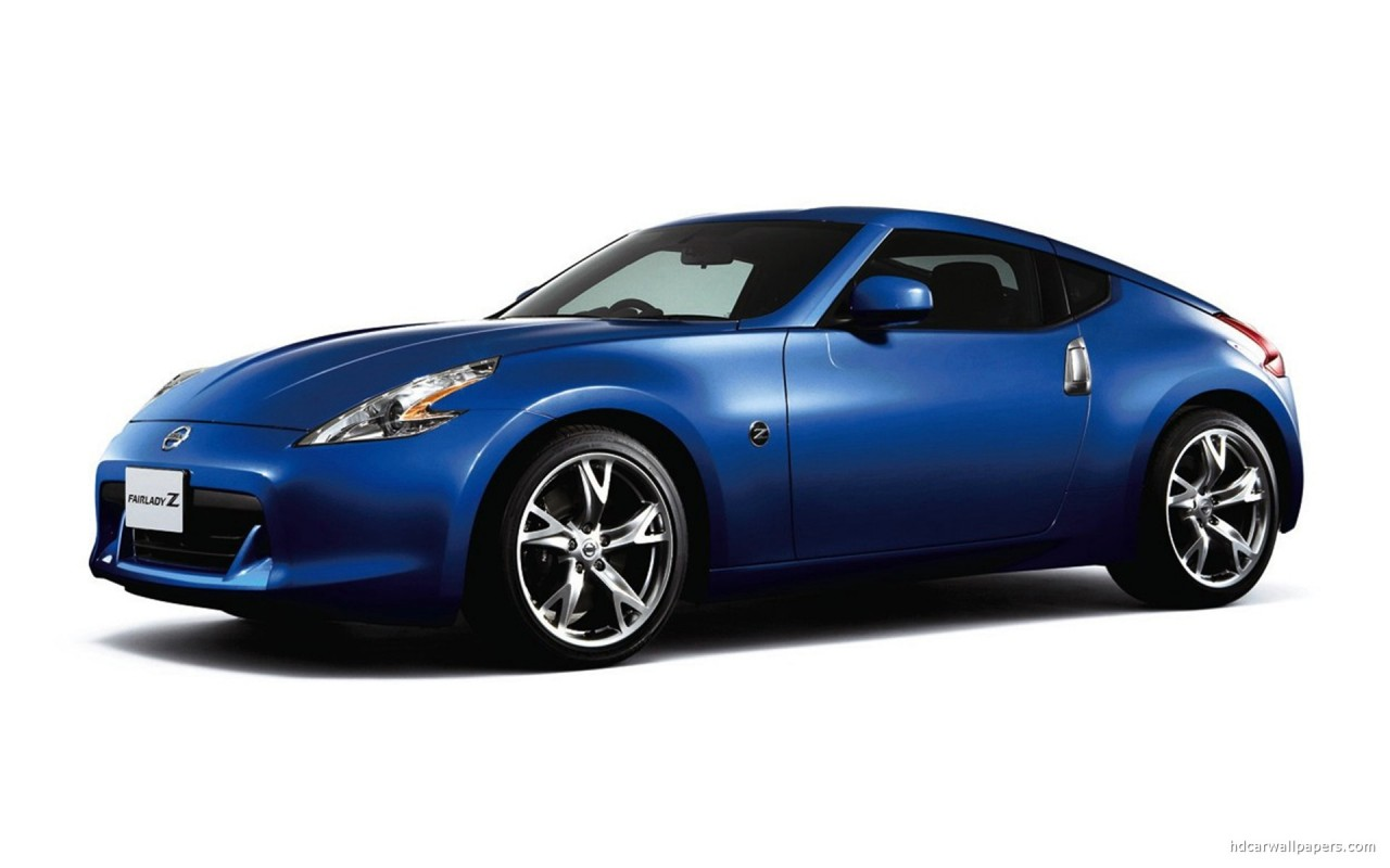 Nissan Fairlady Z Blue Wallpaper Hd Car Wallpapers Id