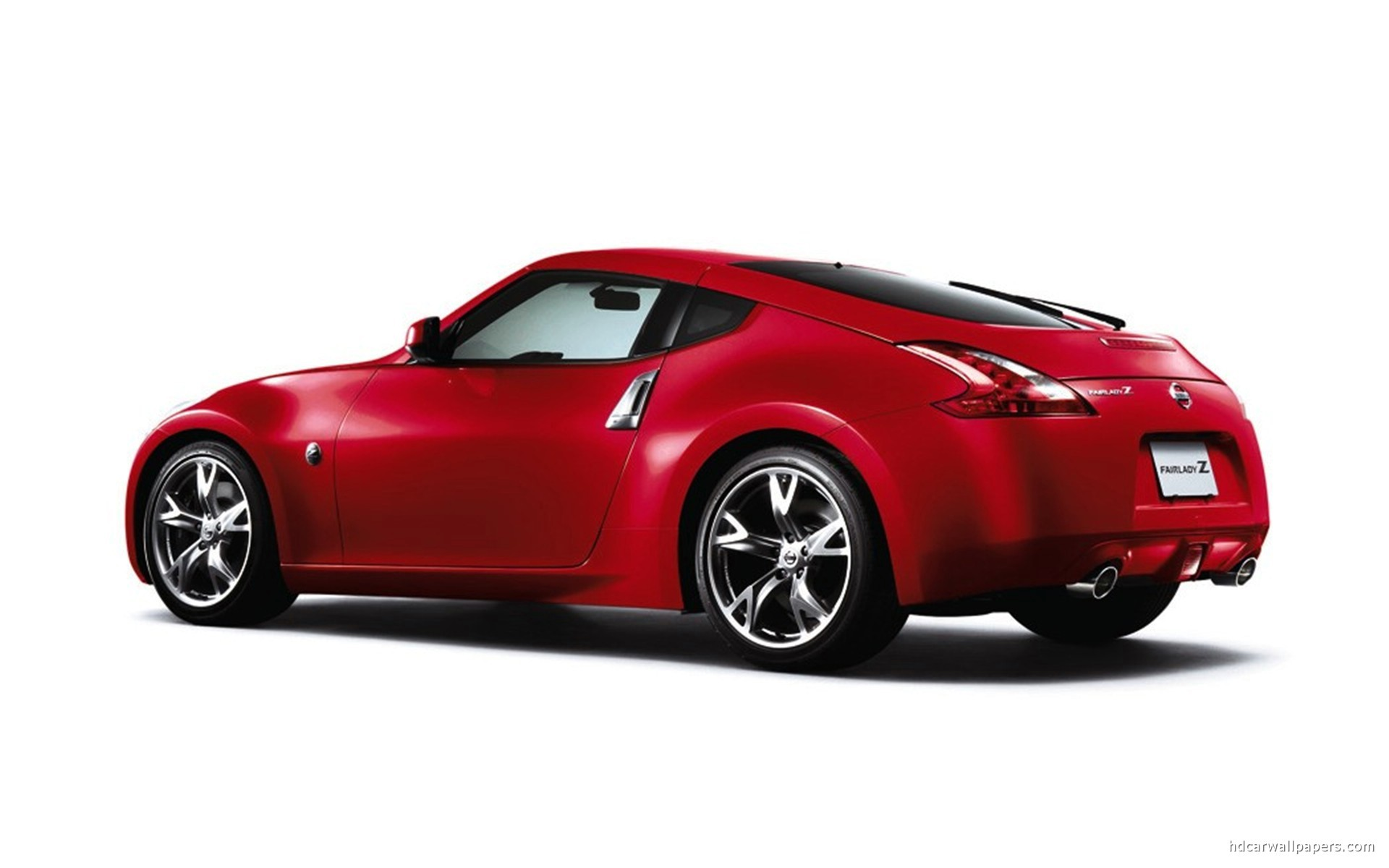 Nissan FAIRLADY Z Red Wallpaper | HD Car Wallpapers | ID #1363