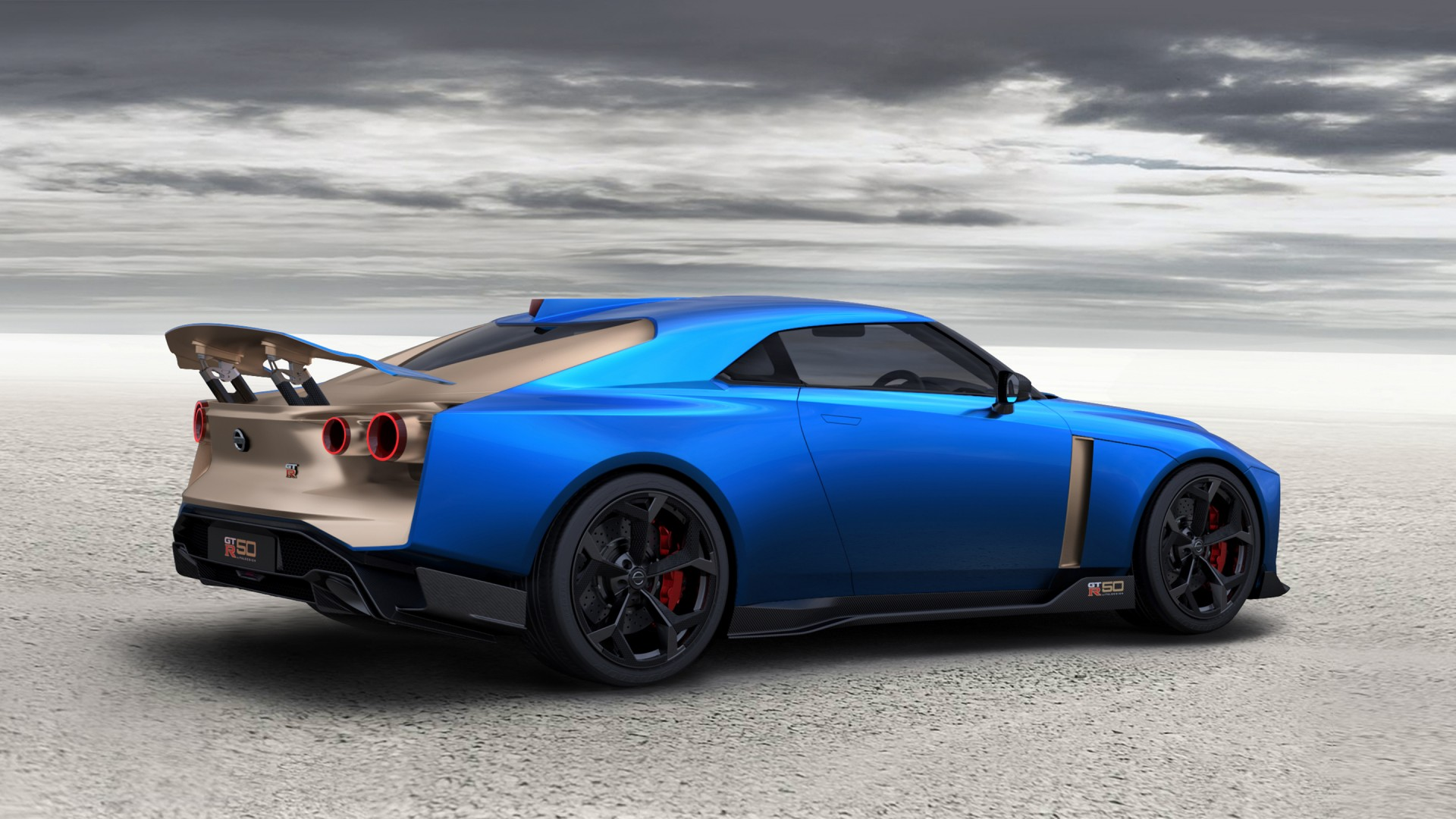 Nissan GT-R50 2019 2 Wallpaper | HD Car Wallpapers | ID #11679