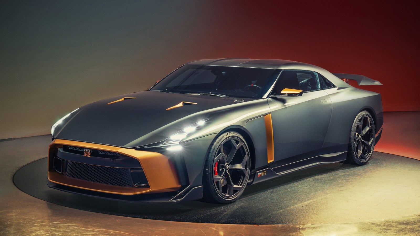 Nissan GT-R50 Concept 2018 4K Wallpaper | HD Car ...