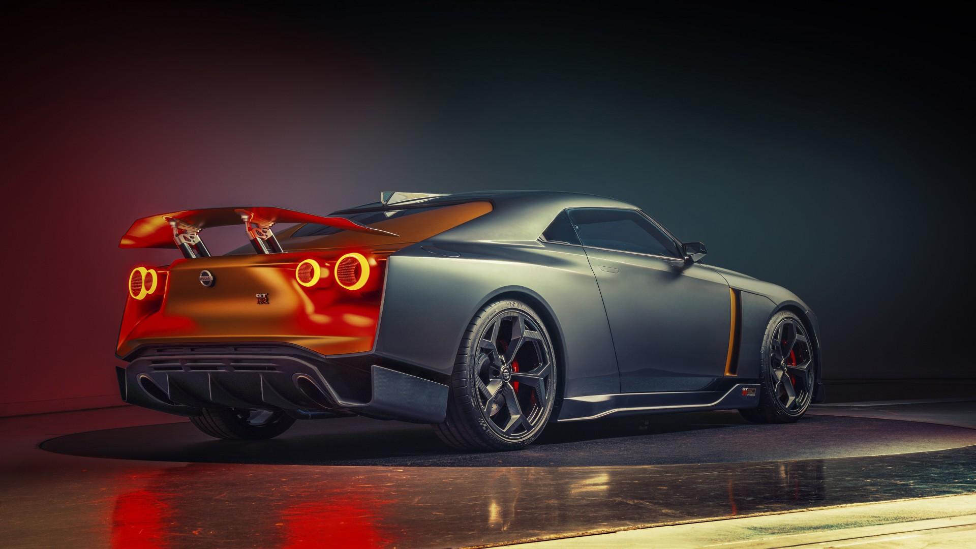 Nissan GT-R50 Concept 2018 4K 3 Wallpaper | HD Car ...