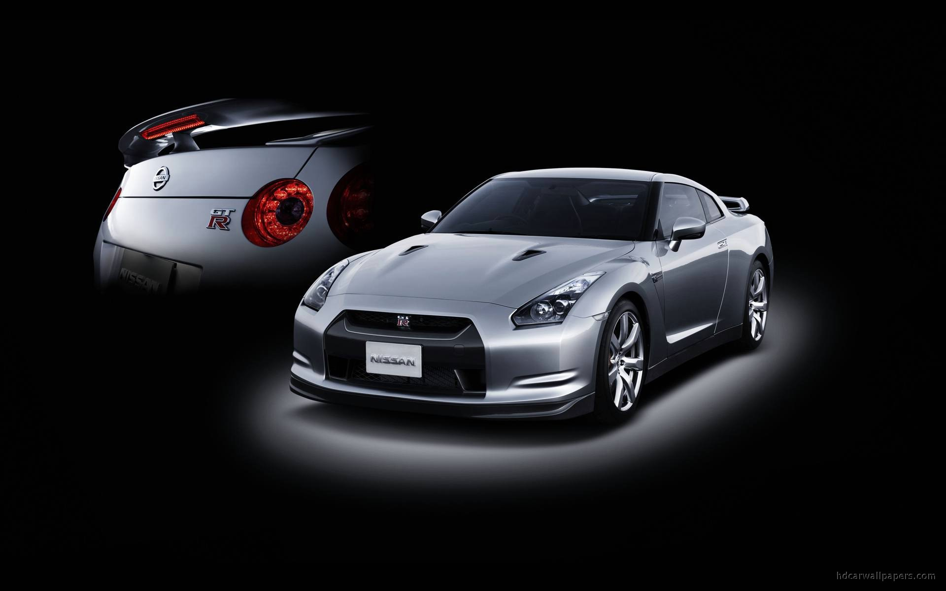 Nissan Gt R 2 Wallpaper Hd Car Wallpapers Id 1329