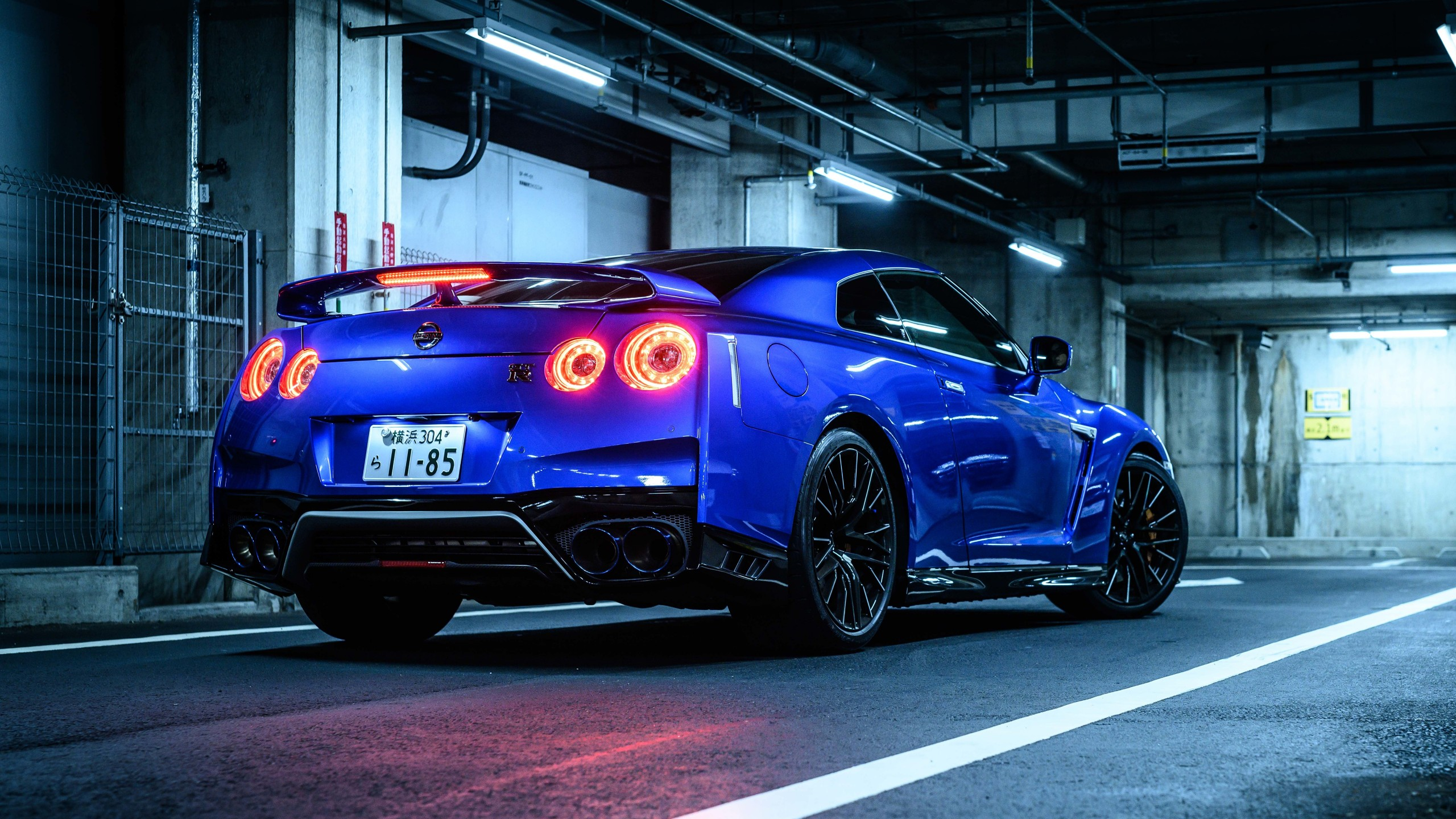 Nissan Gtr Interior >> Nissan GT-R 50th Anniversary 2019 4K 2 Wallpaper | HD Car Wallpapers | ID #13318