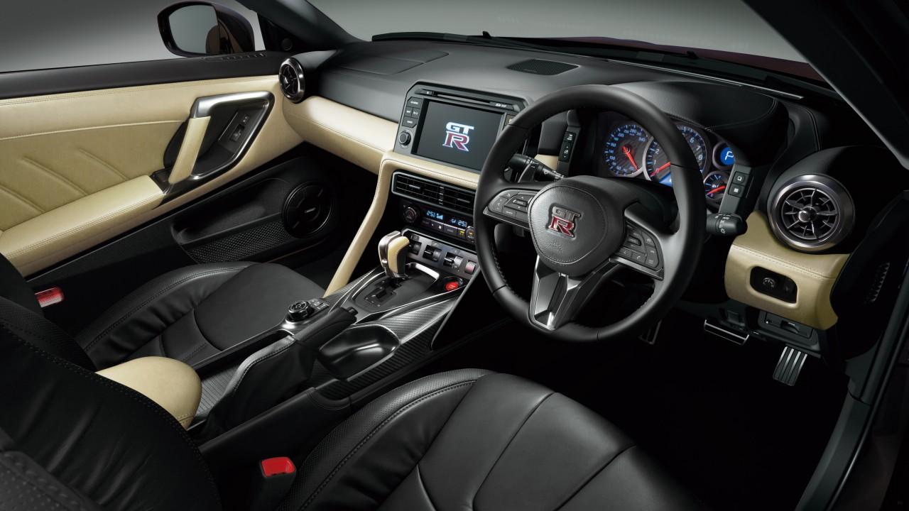 Nissan GT-R Naomi Osaka 2019 4K Interior Wallpaper   HD ...