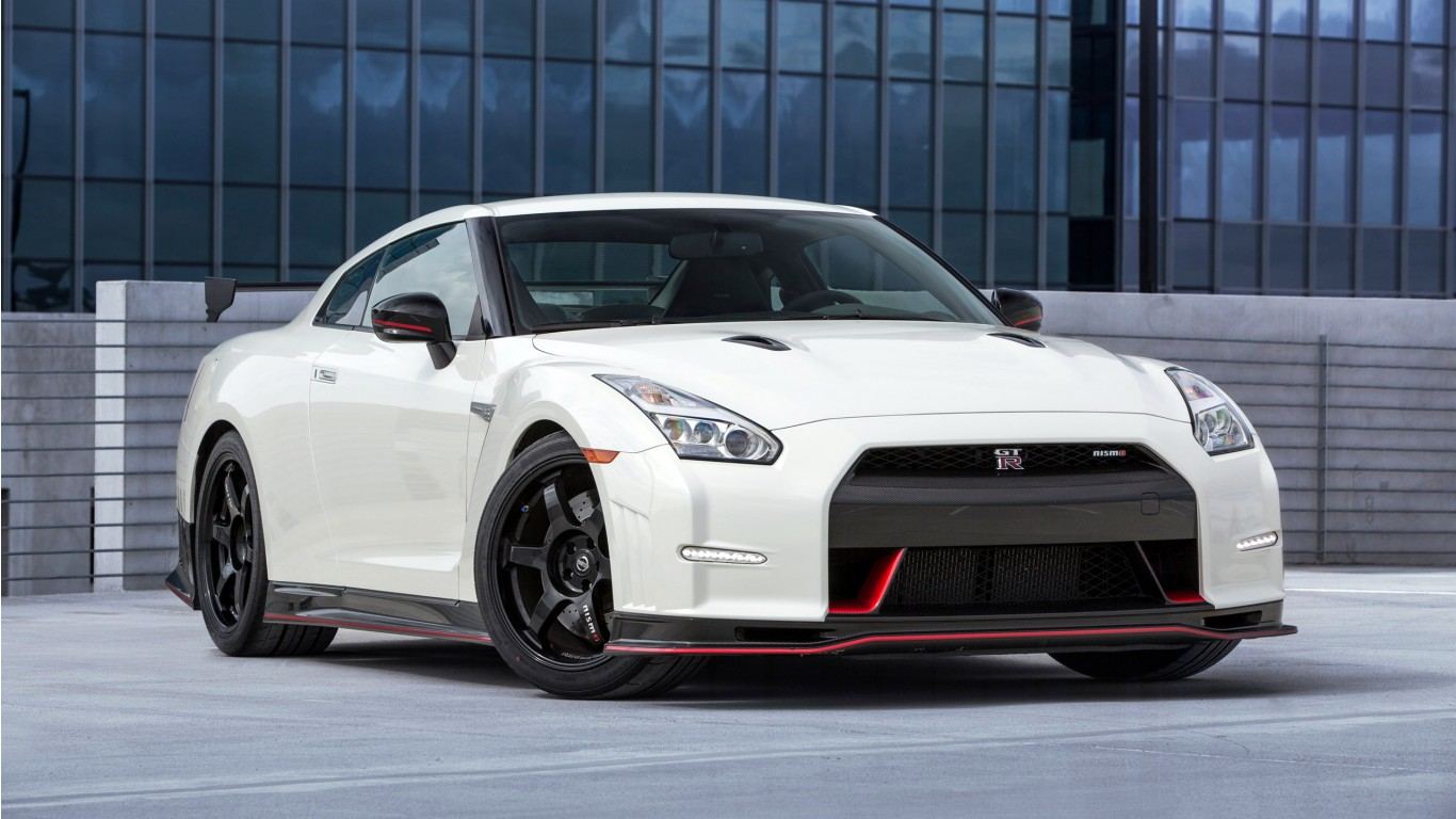 Nissan GT R Nismo 2015 Wallpaper | HD Car Wallpapers | ID ...