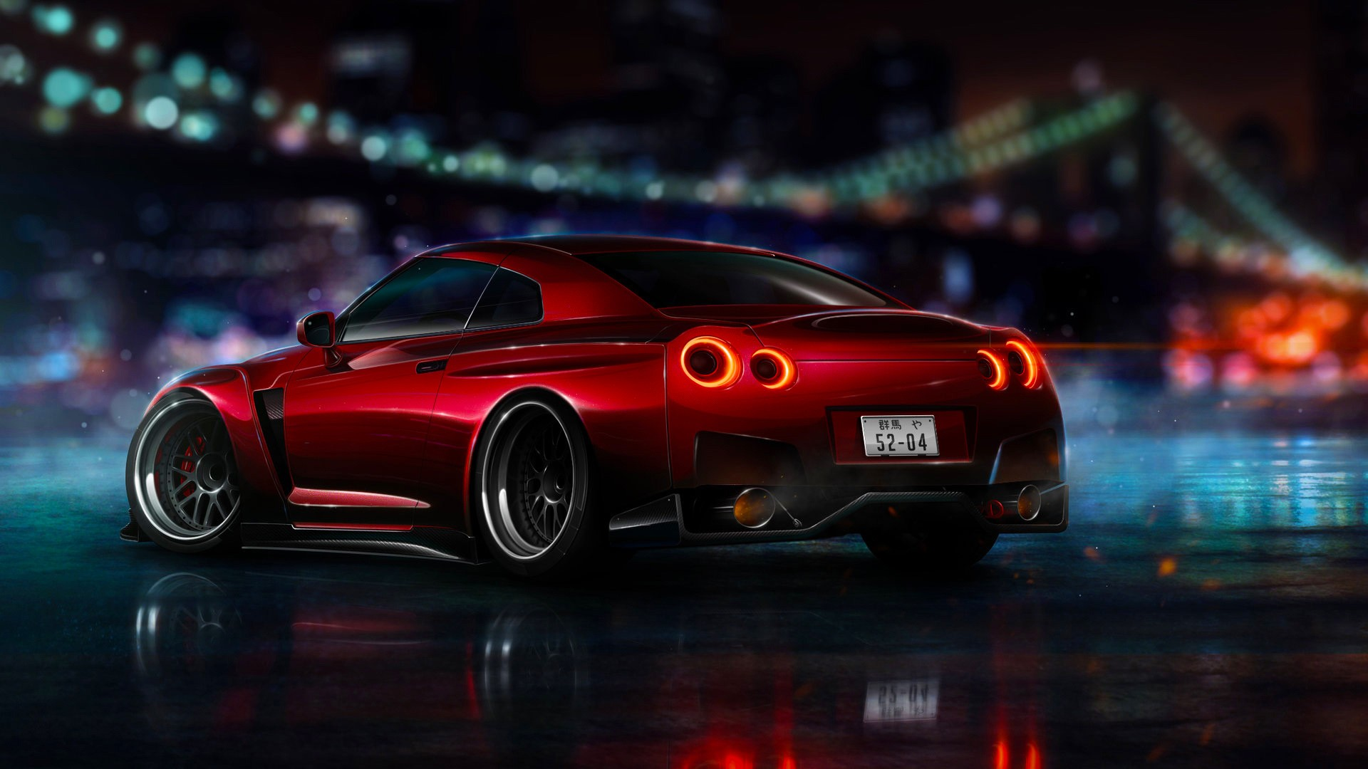 Nissan Skyline Gtr R35 Wallpaper Hd Autos Wallpapers
