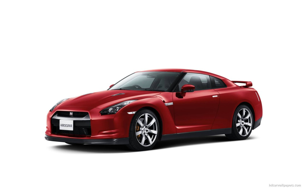 Nissan Gt R Red Wallpaper Hd Car Wallpapers Id 1360