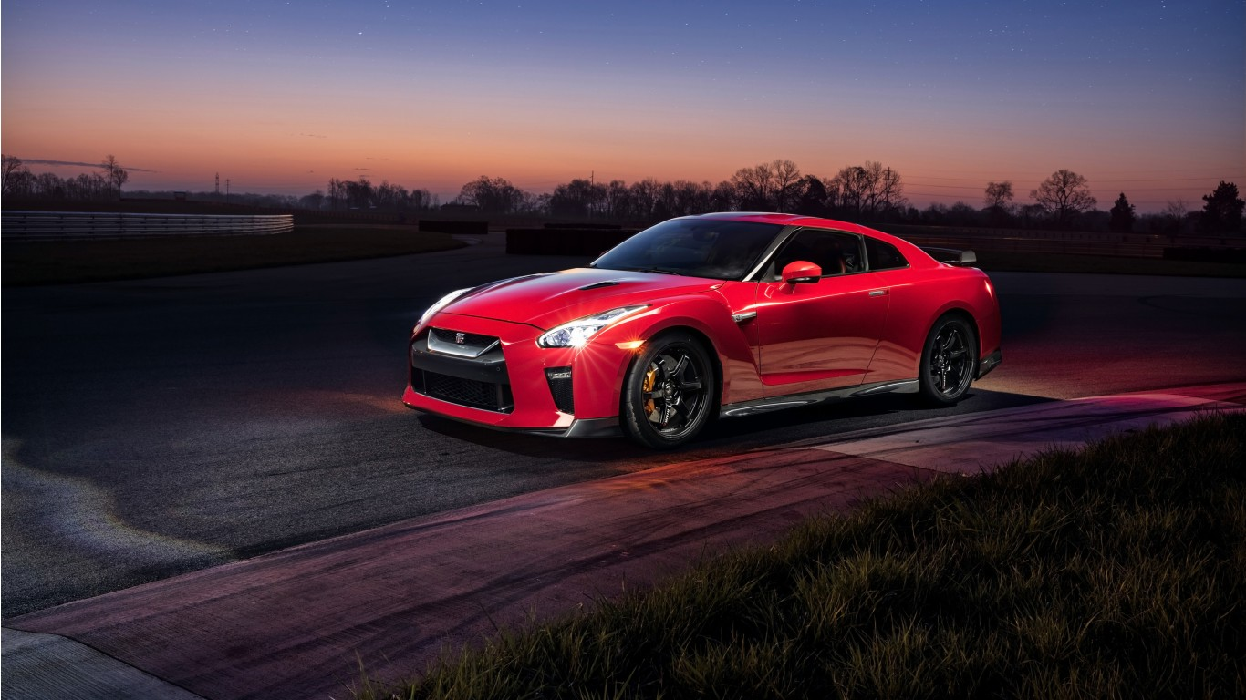 2017 Nissan Gtr First Look Wallpaper Hd: Nissan GT R Track Edition 2017 4K Wallpaper