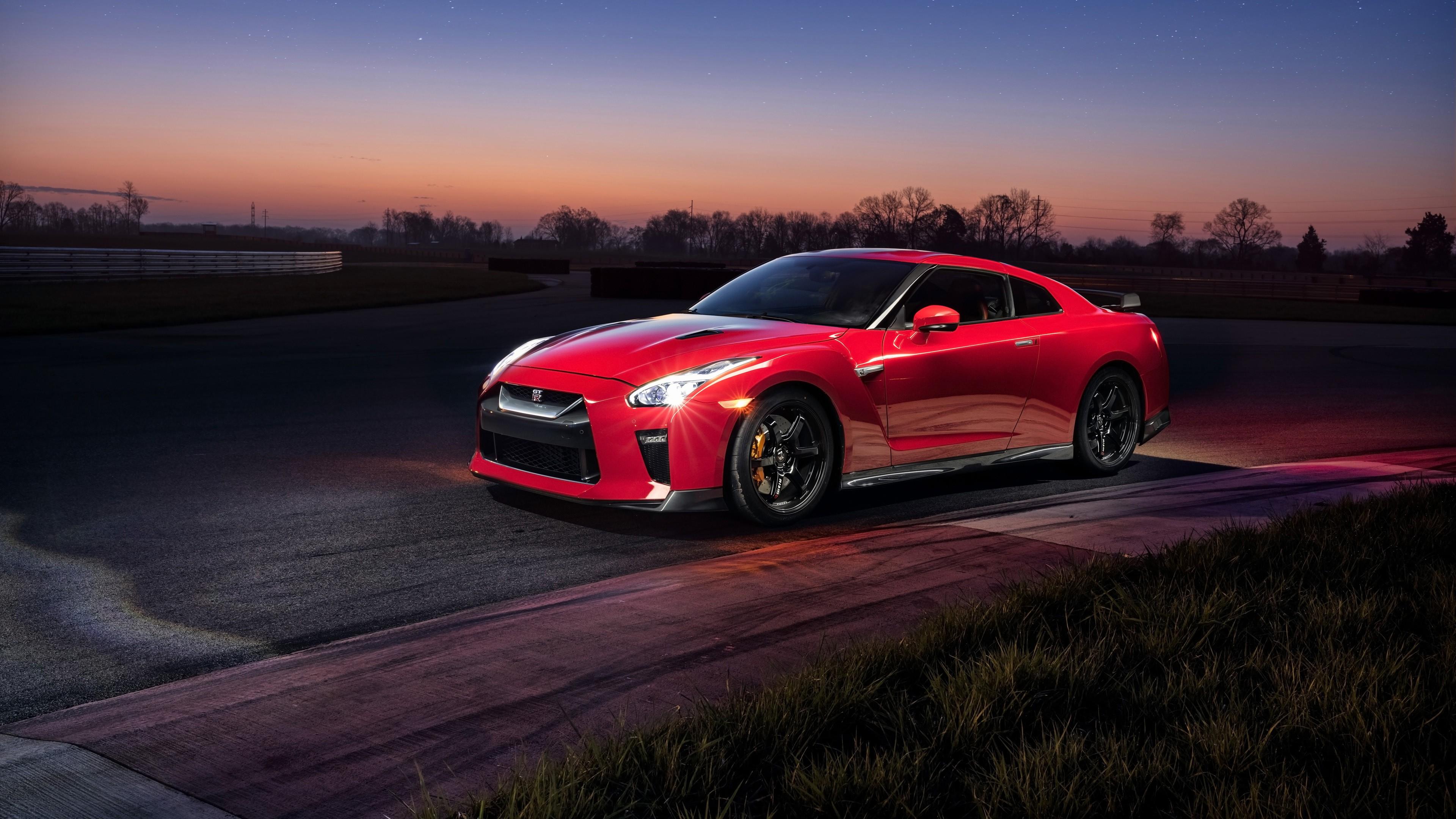 Nissan GT R Track Edition 2017 4K Wallpaper | HD Car ...