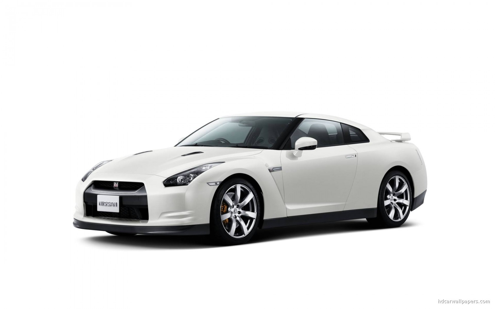 Nissan GT R White Wallpaper | HD Car Wallpapers | ID #1323