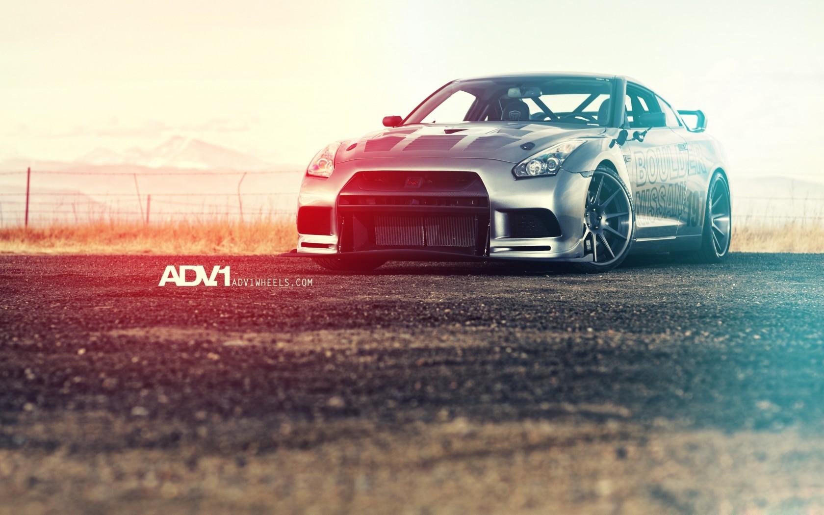 Nissan GTR ADV1 Wheels Wallpaper | HD Car Wallpapers | ID ...