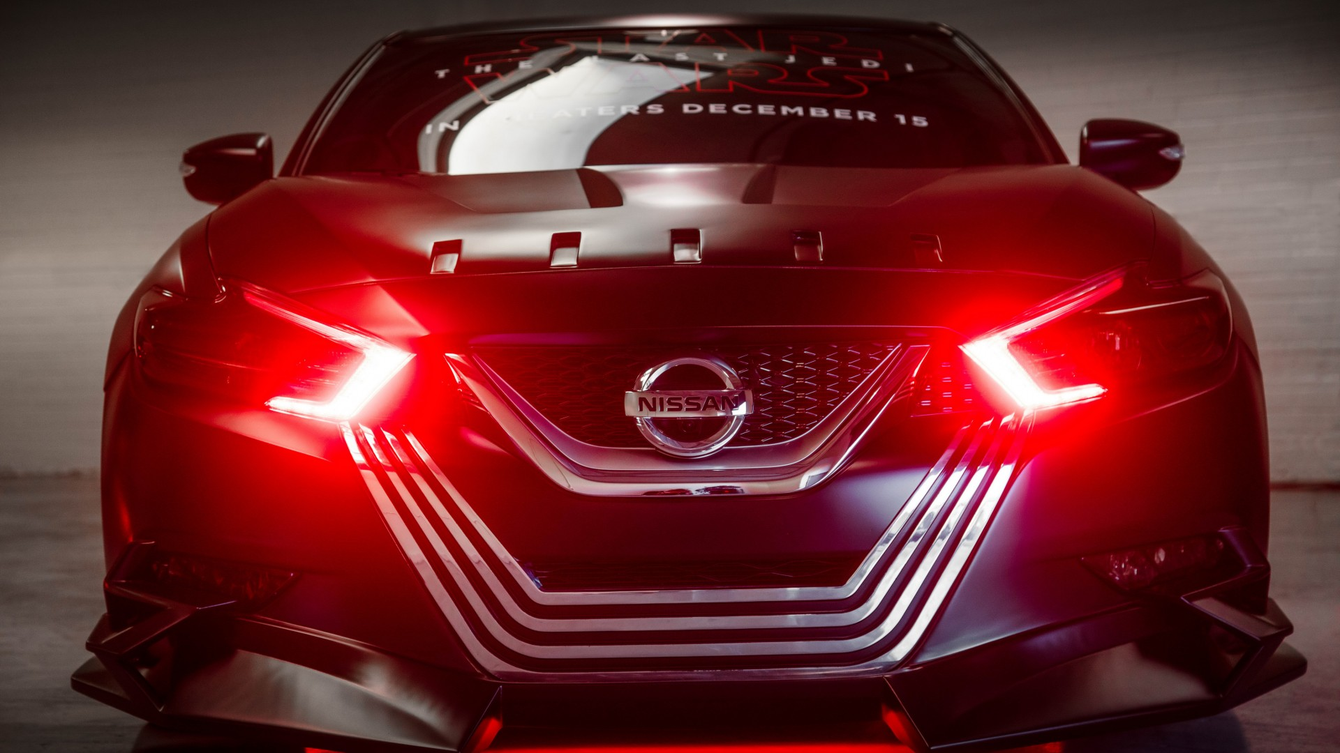 Nissan Maxima Kylo Ren 4K Wallpaper | HD Car Wallpapers ...