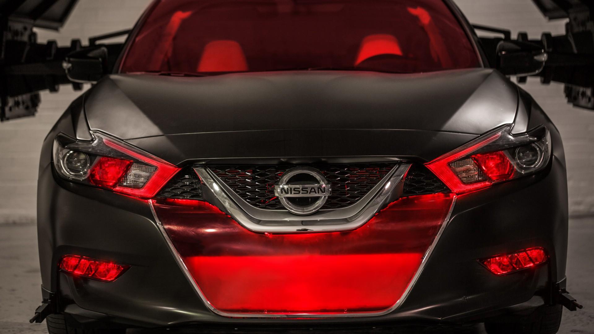 Nissan Maxima Kylo Ren TIE Silencer 4K Wallpaper   HD Car ...