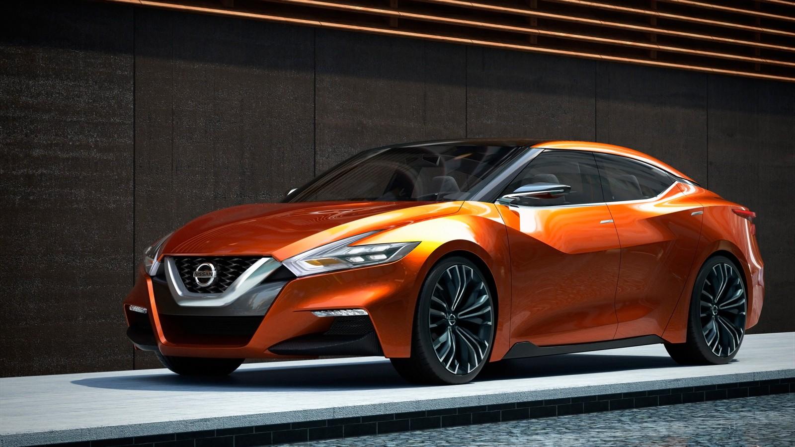 Nissan Sport Sedan Concept 2014 Wallpaper Hd Car