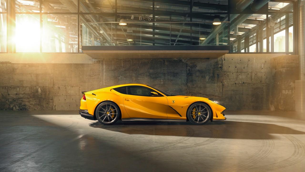 Novitec Ferrari 812 Superfast 2019 4k 8k 7 Wallpaper Hd