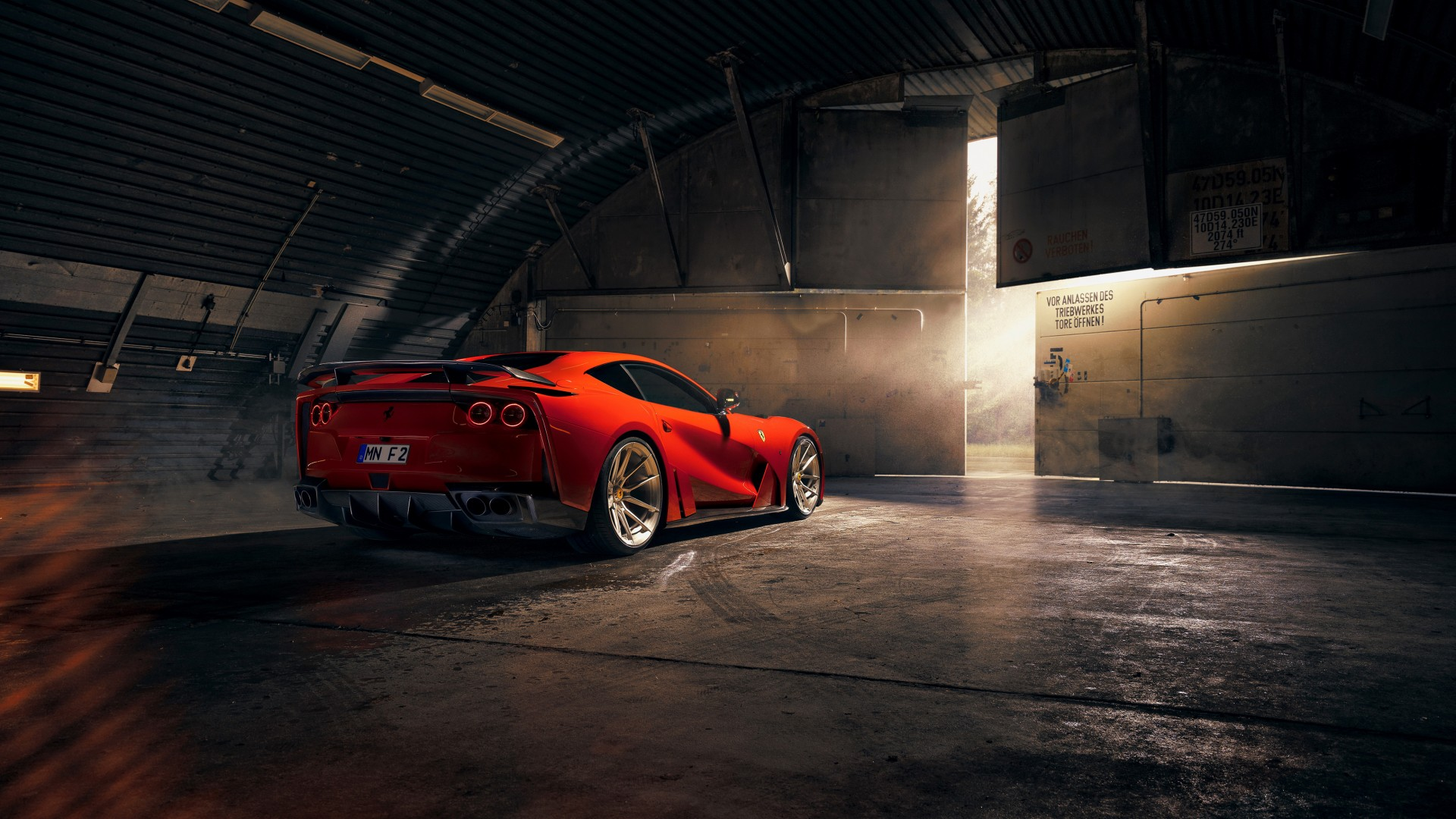 Bmw Of Lincoln >> Novitec Ferrari 812 Superfast N-Largo 2019 4K 2 Wallpaper | HD Car Wallpapers | ID #12633