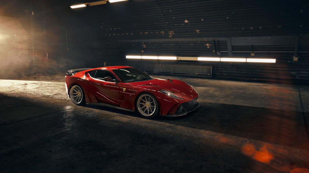 Novitec Ferrari 812 Superfast N-Largo 2019 5K Wallpaper ...