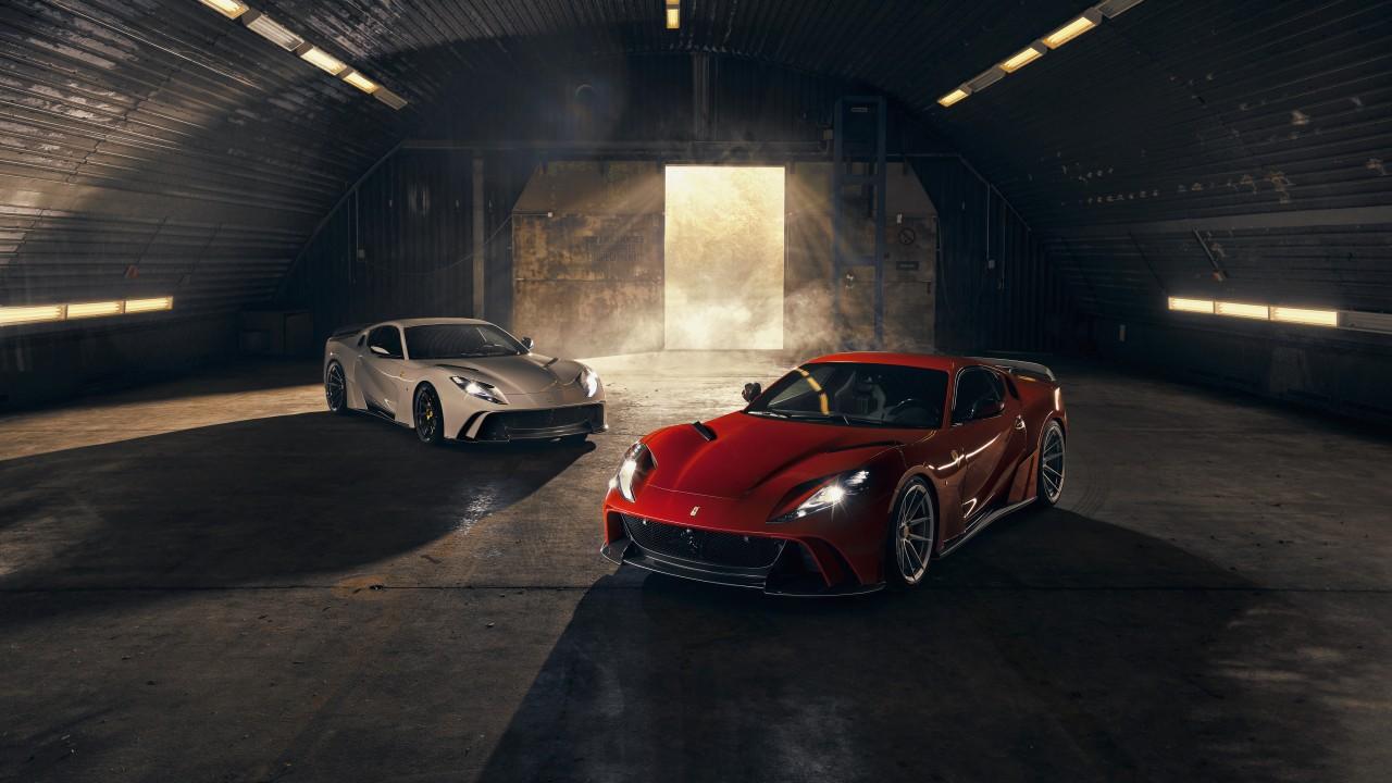 Novitec Ferrari 812 Superfast N Largo 2019 5k 8 Wallpaper