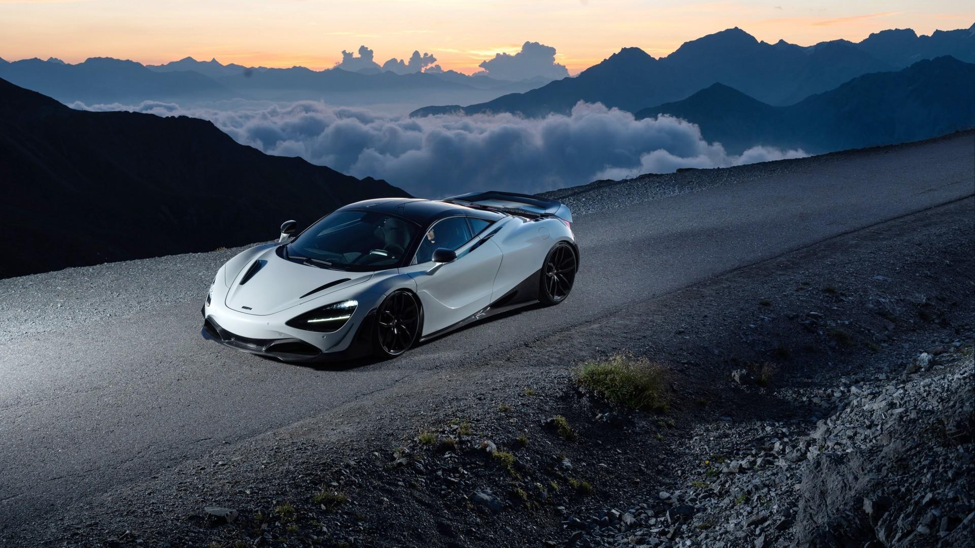 Novitec McLaren 720S 2018 4K Wallpaper | HD Car Wallpapers ...