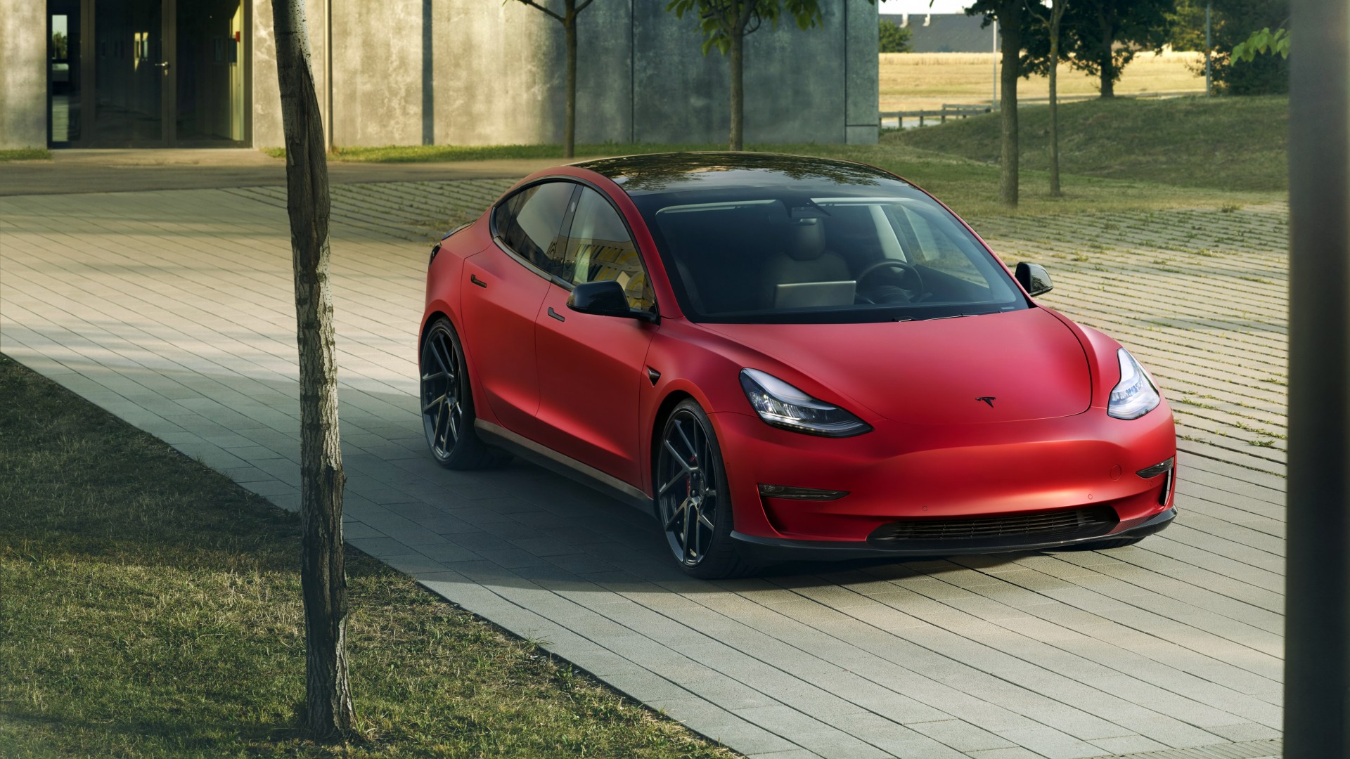 Novitec Tesla Model 3 2019 4K 2 Wallpaper | HD Car ...