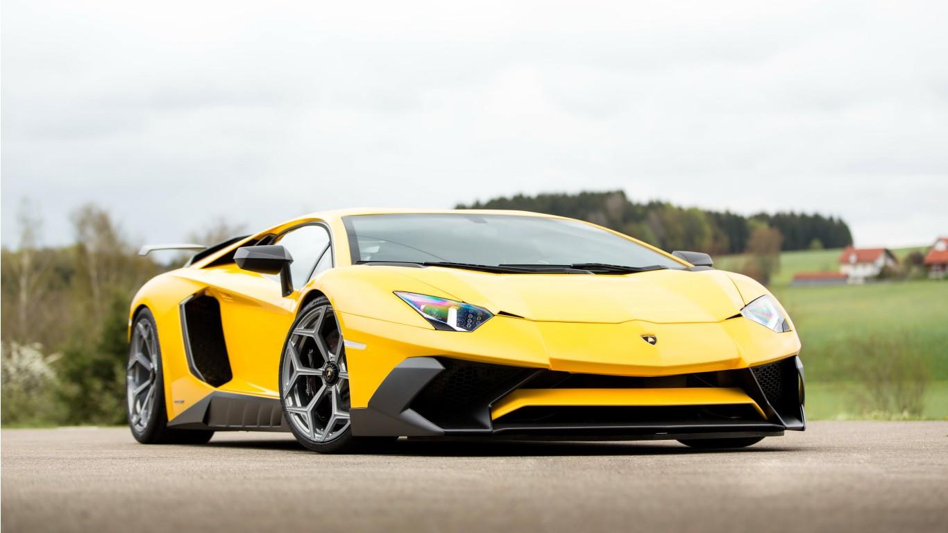Novitec Torado Lamborghini Aventador SV 4K Wallpaper   HD ...