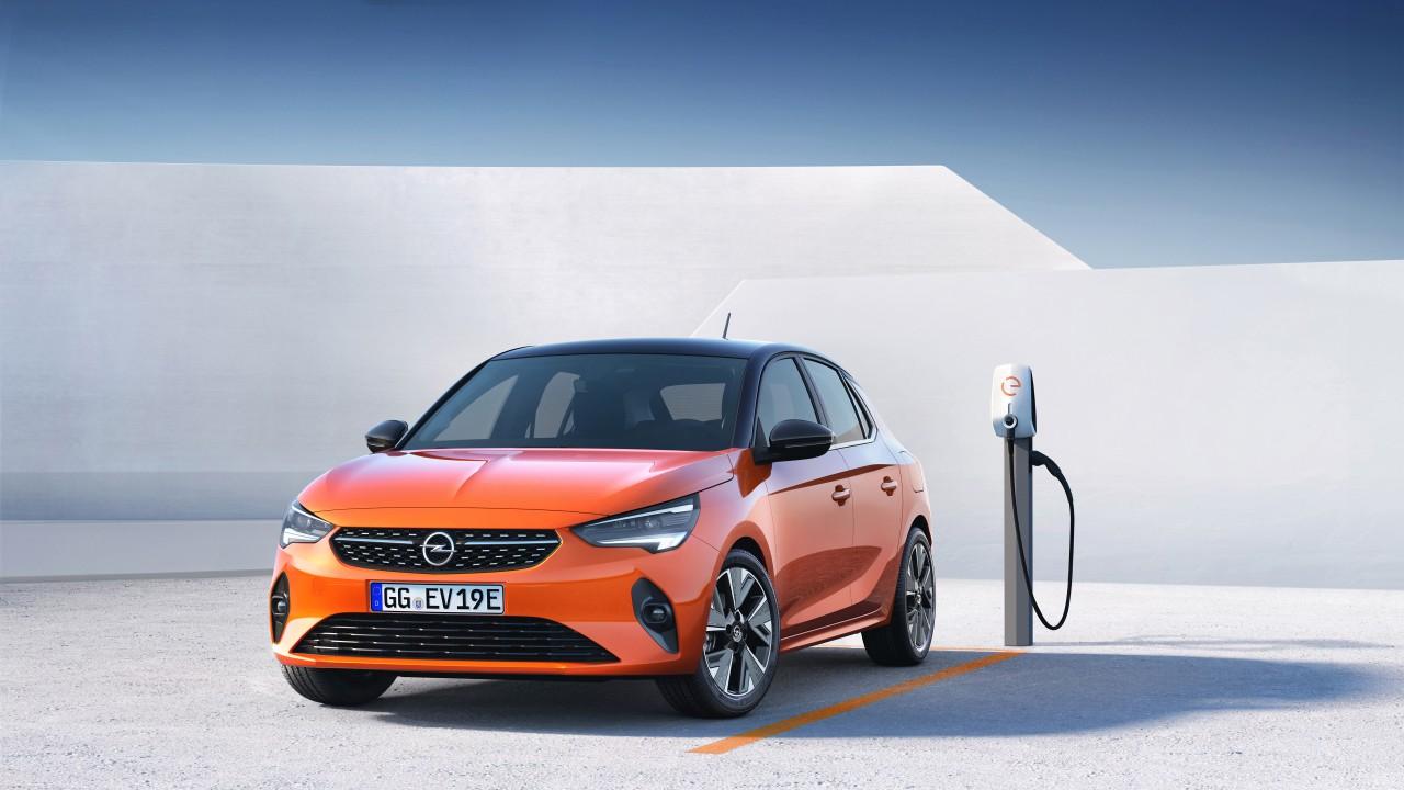 Opel Corsa-e 2019 Wallpaper | HD Car Wallpapers | ID #12649