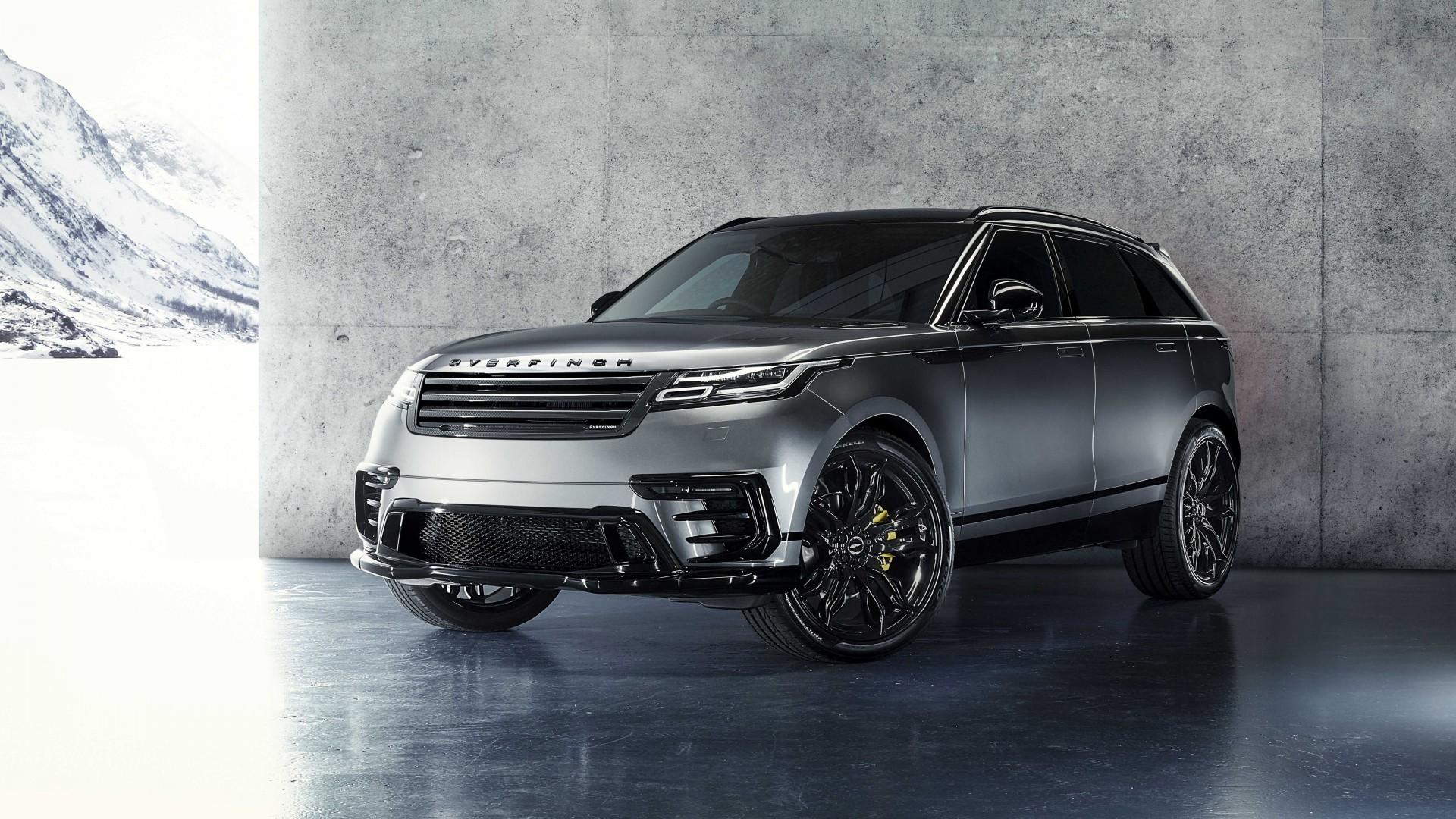 Land Rover Range Rover >> Overfinch Range Rover Velar 2019 5K 2 Wallpaper | HD Car Wallpapers | ID #12048