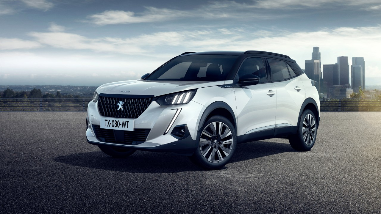 Peugeot 2008 GT Line 2019 4K Wallpaper | HD Car Wallpapers ...